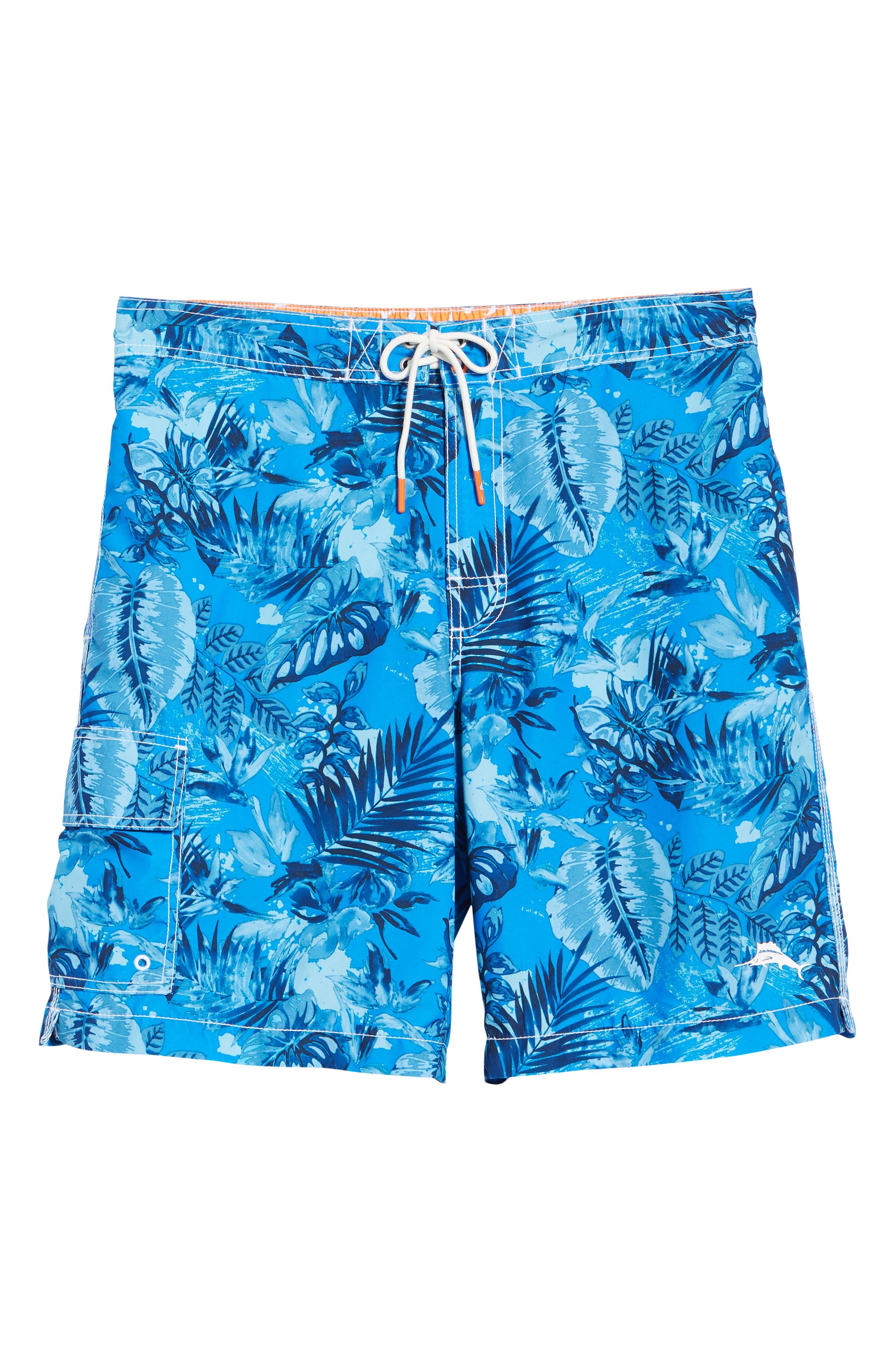 TOMMY BAHAMA,                             Baja Selva Shores Board Shorts,                             Alternate thumbnail 6, color,                             400