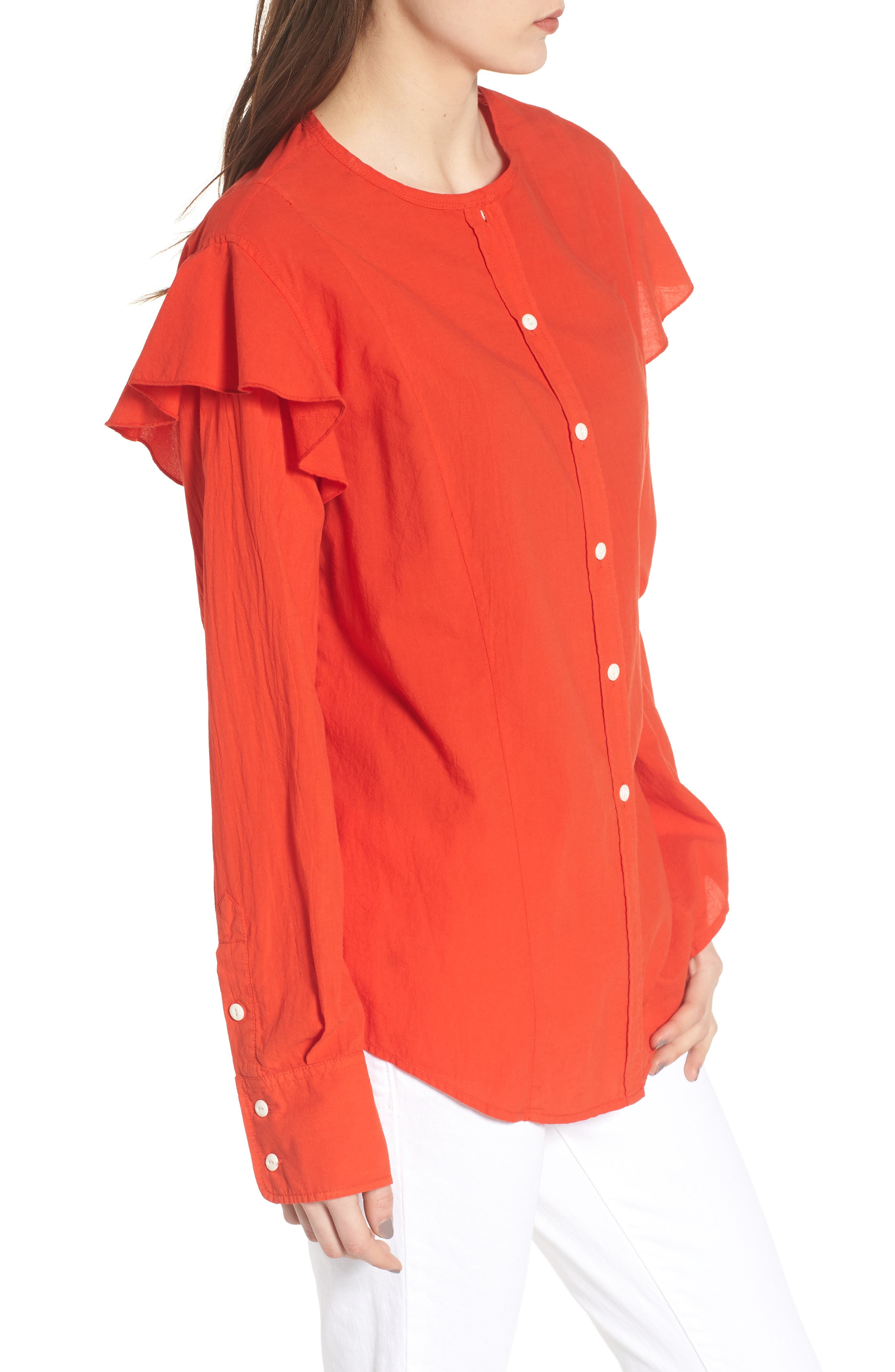 The Asley Shirt,                             Alternate thumbnail 7, color,