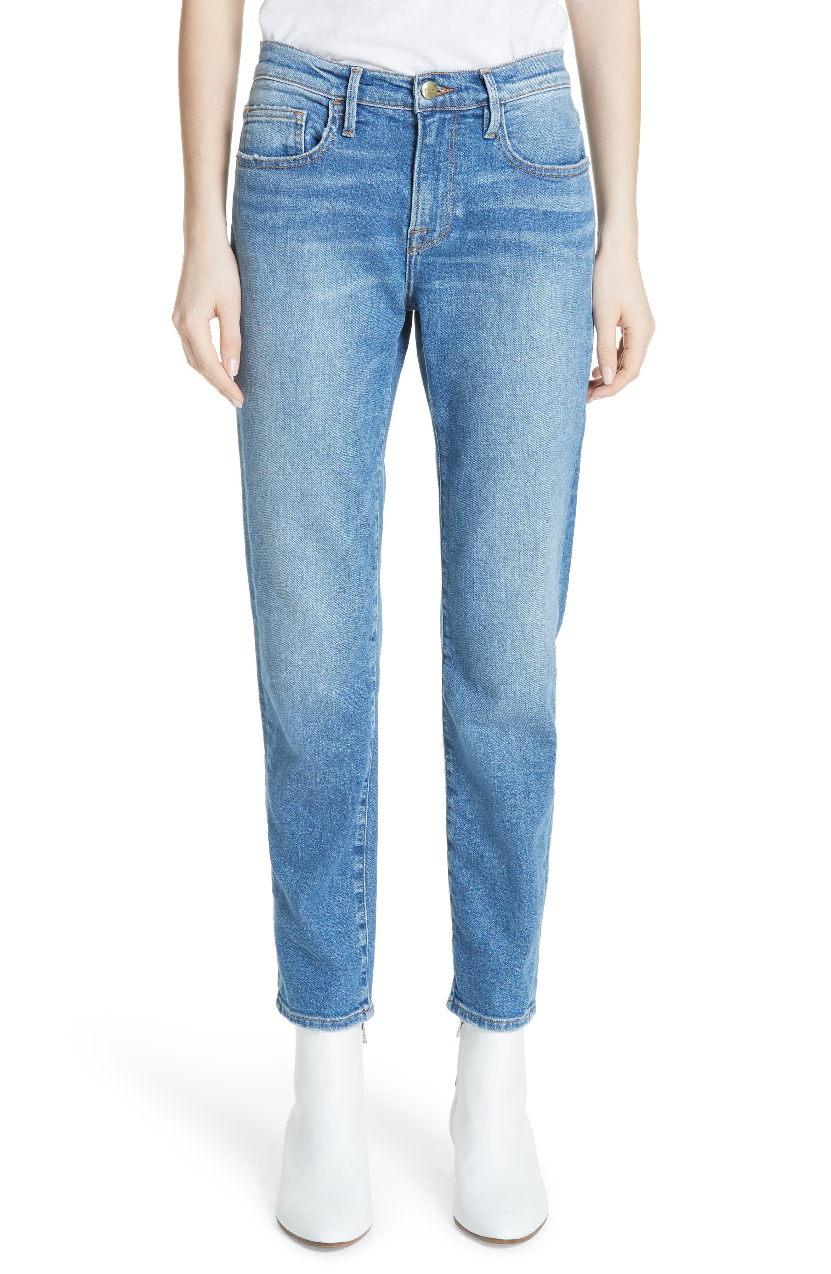 Le Boy Jeans,                         Main,                         color, 420