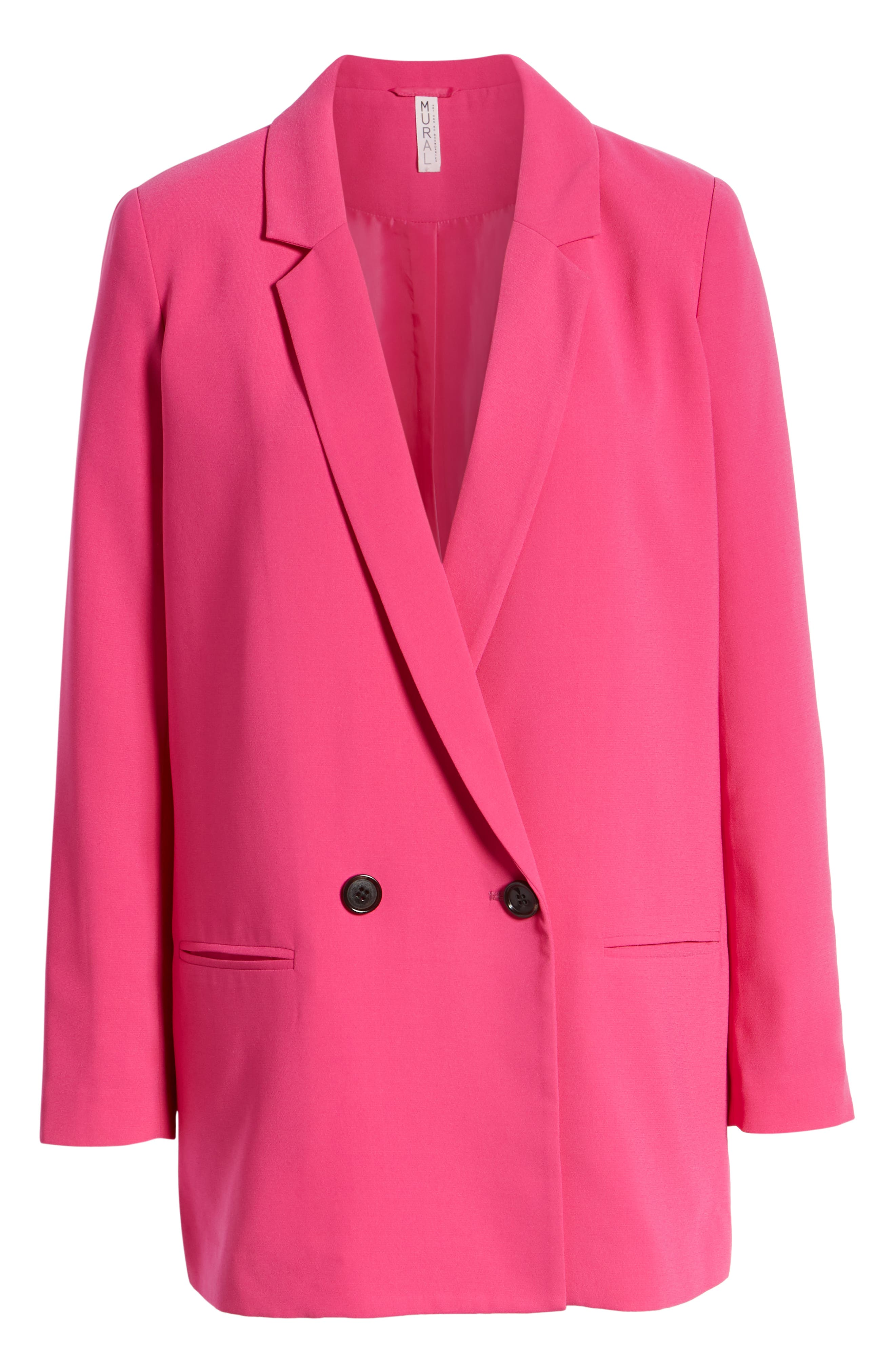 Oversize Blazer,                             Alternate thumbnail 55, color,
