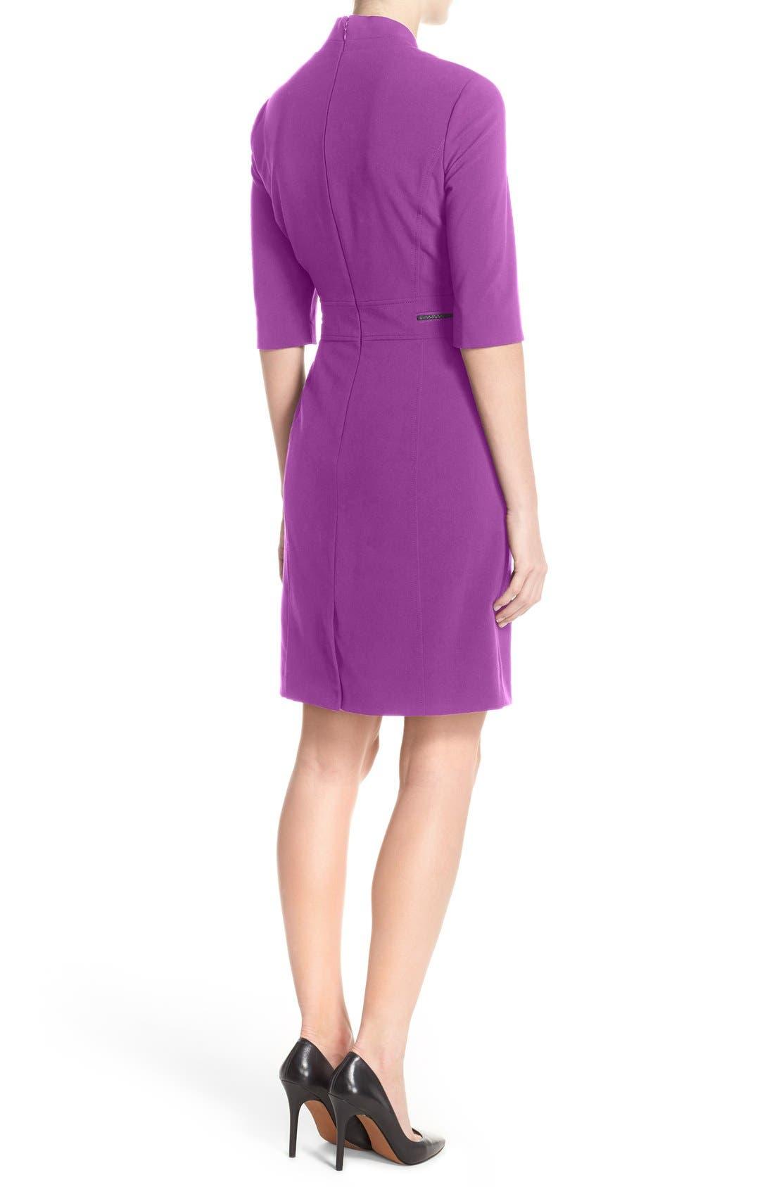 Sheath Dress,                             Alternate thumbnail 17, color,