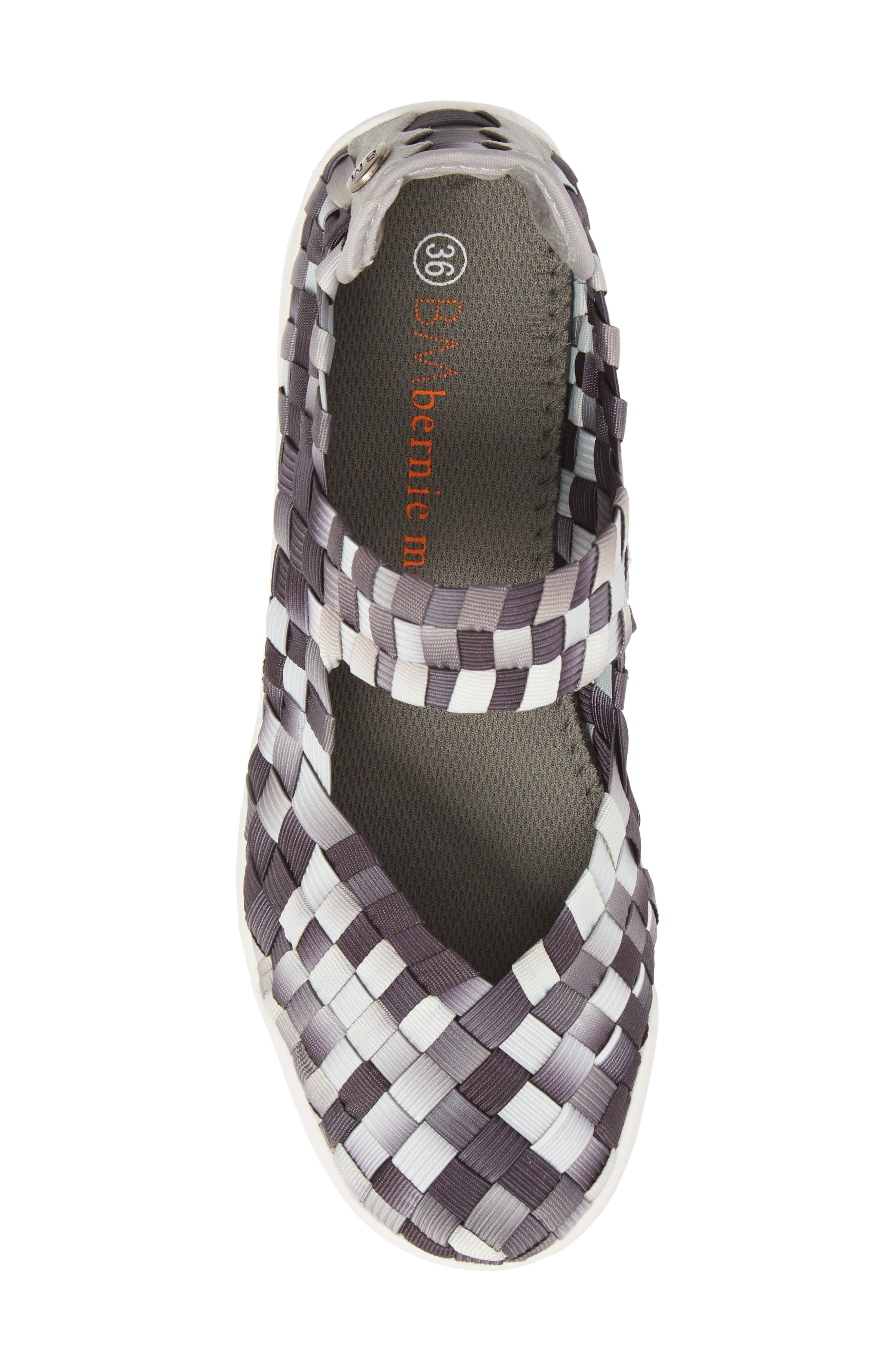 Rigged Charm Sneaker,                             Alternate thumbnail 5, color,                             GREY OMBRE