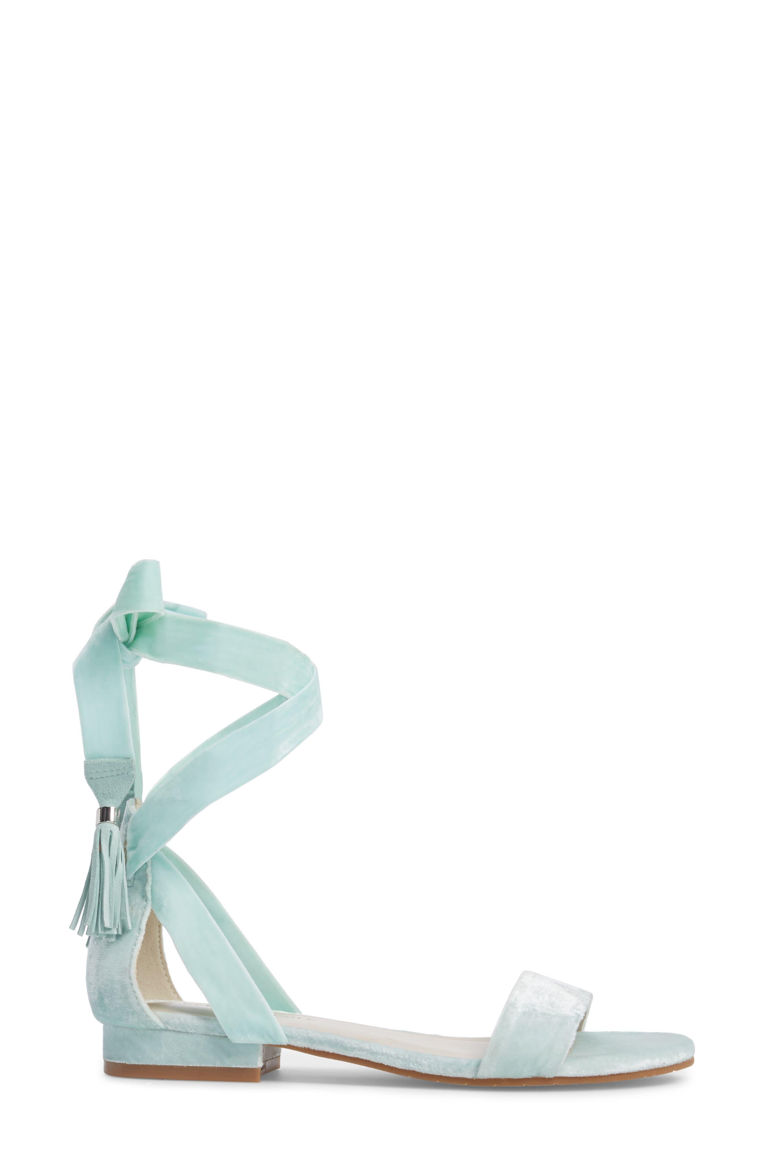 Valen Tassel Lace-Up Sandal,                             Alternate thumbnail 36, color,