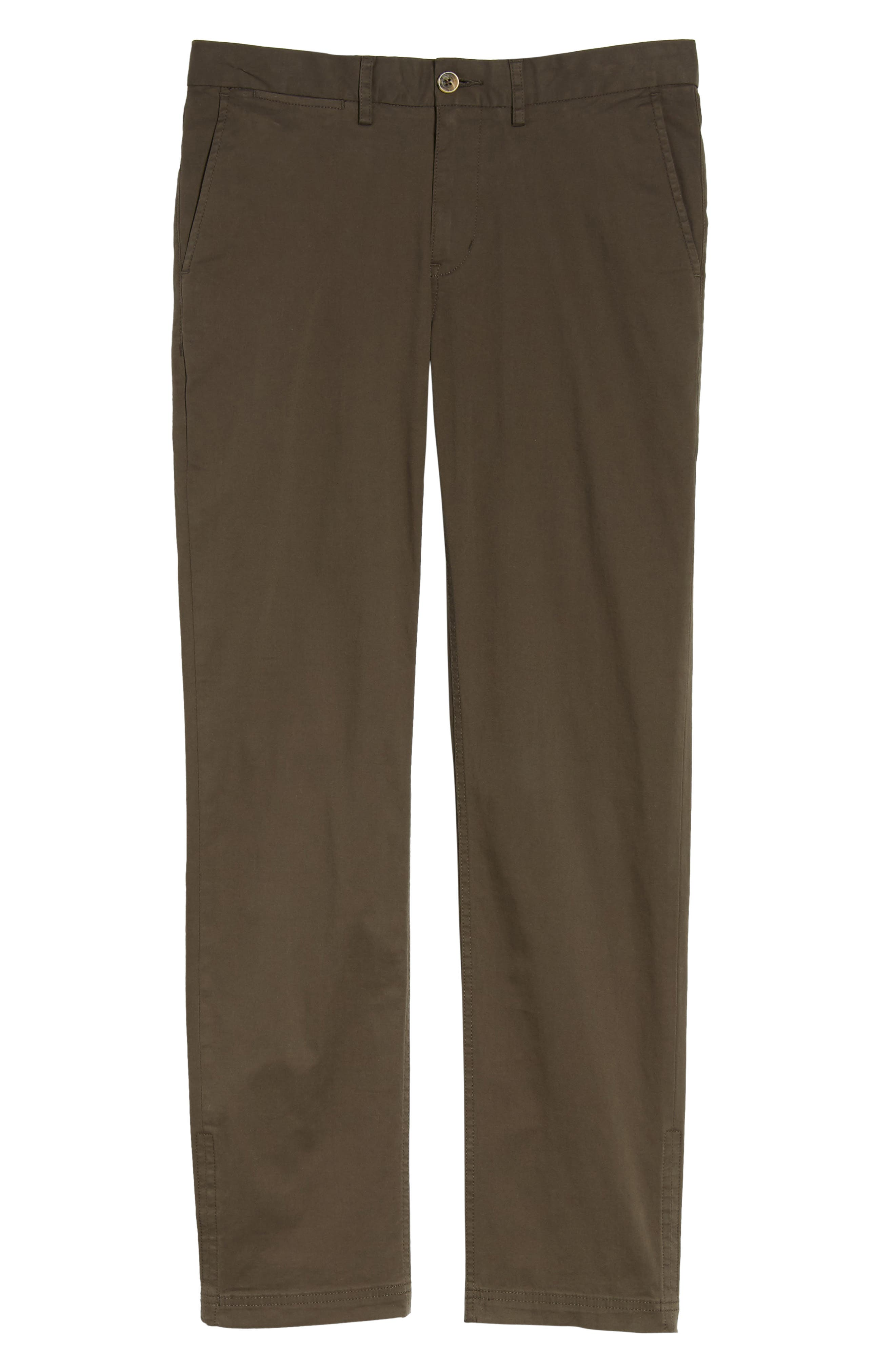 Slim Fit Stretch Chinos,                             Alternate thumbnail 68, color,