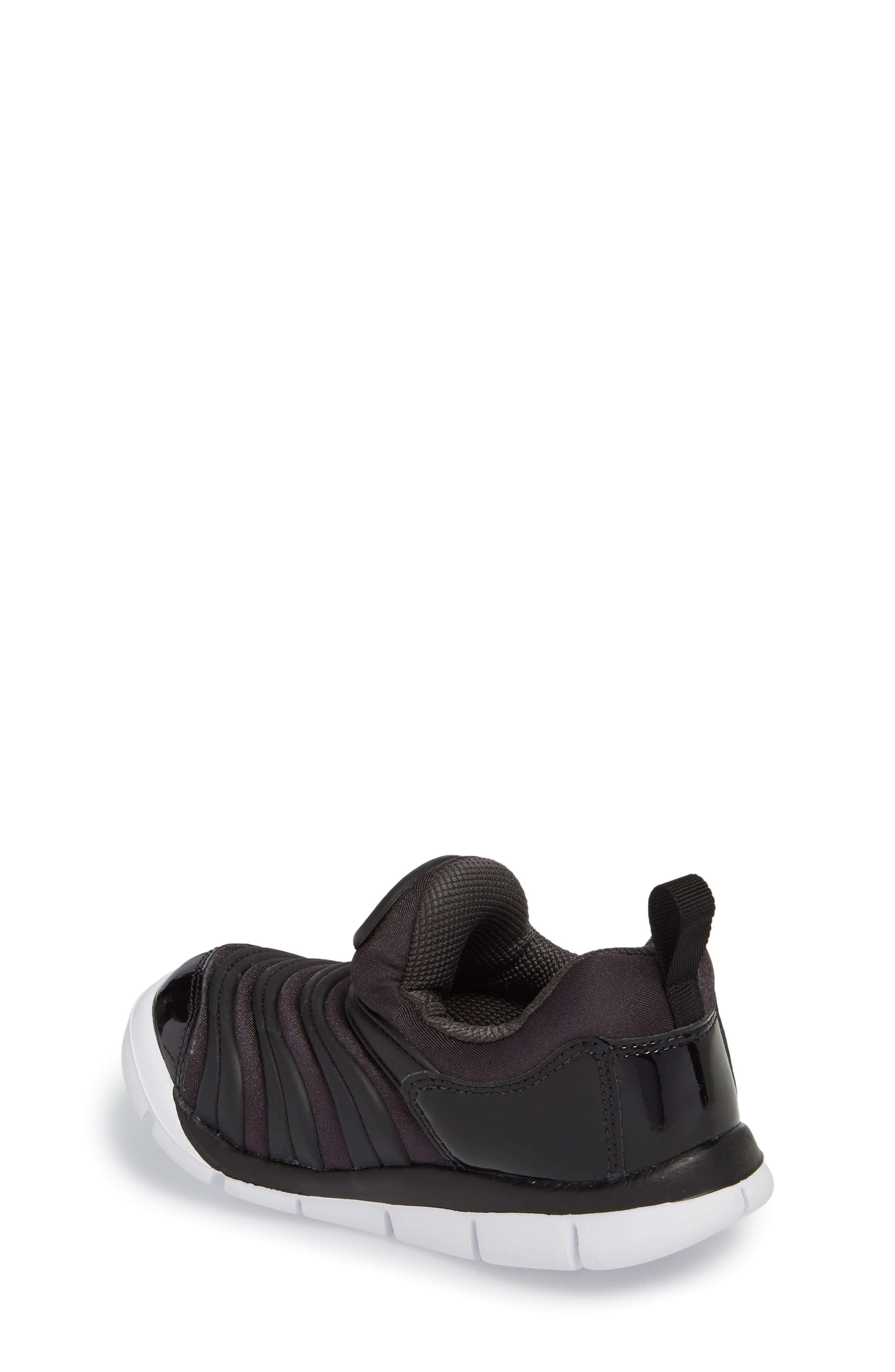 Dynamo Free Sneaker,                             Alternate thumbnail 2, color,                             ANTHRACITE/ WHITE/ BLACK