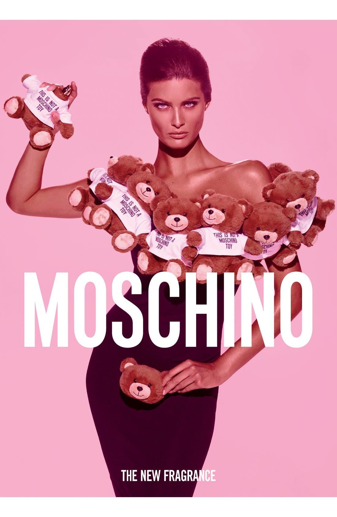 'Moschino Toy' Eau de Toilette,                             Alternate thumbnail 2, color,                             000