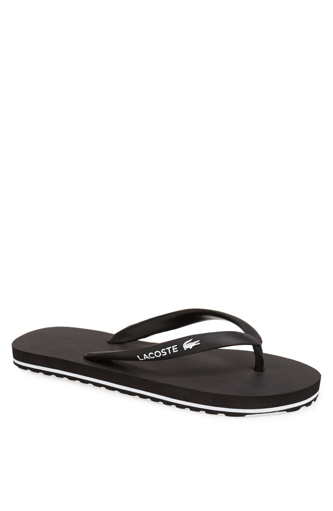 'Nosara LCR' Flip Flop, Main, color, 012