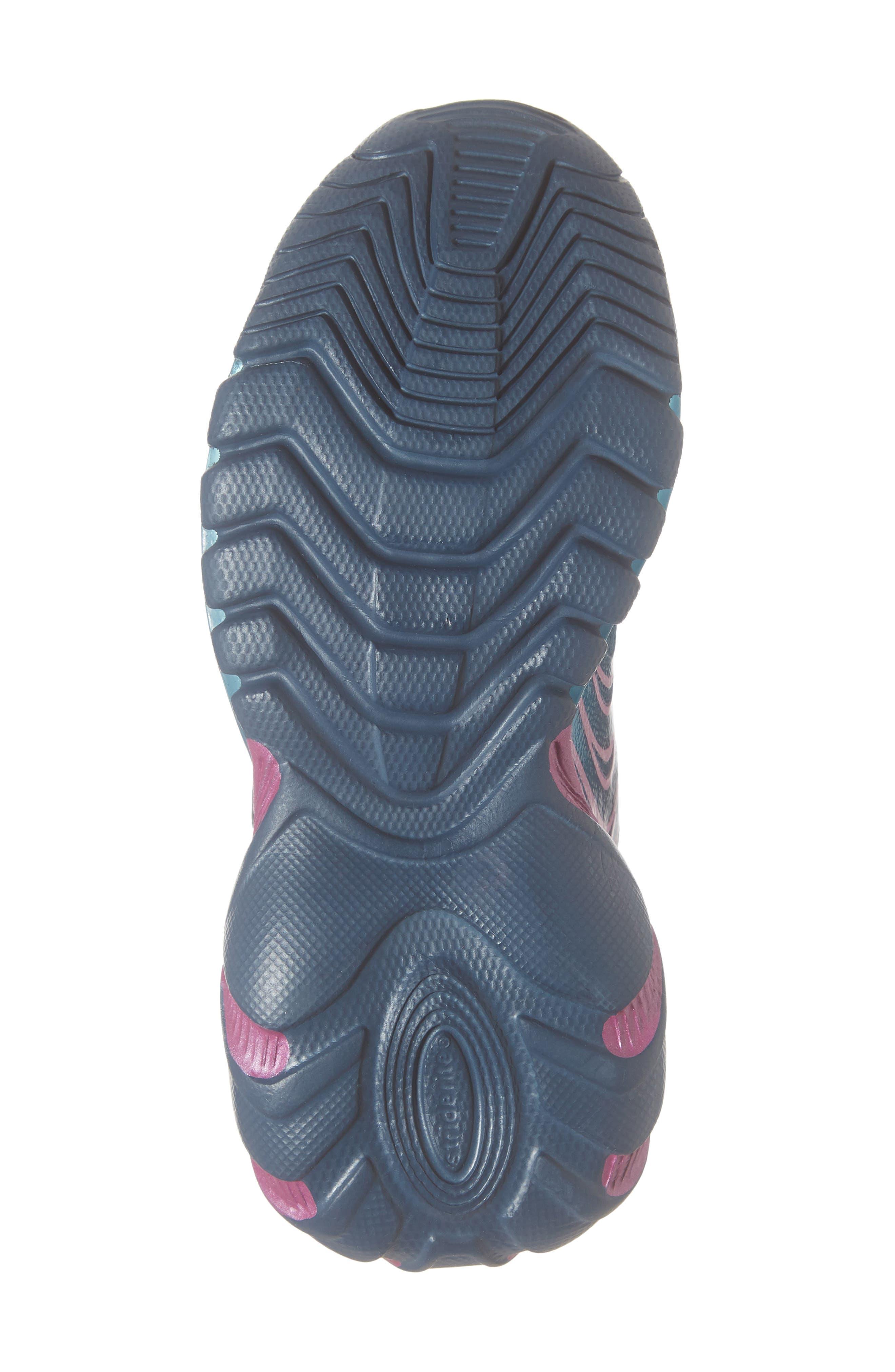 Lights Lux Light-Up Sneaker,                             Alternate thumbnail 6, color,                             400