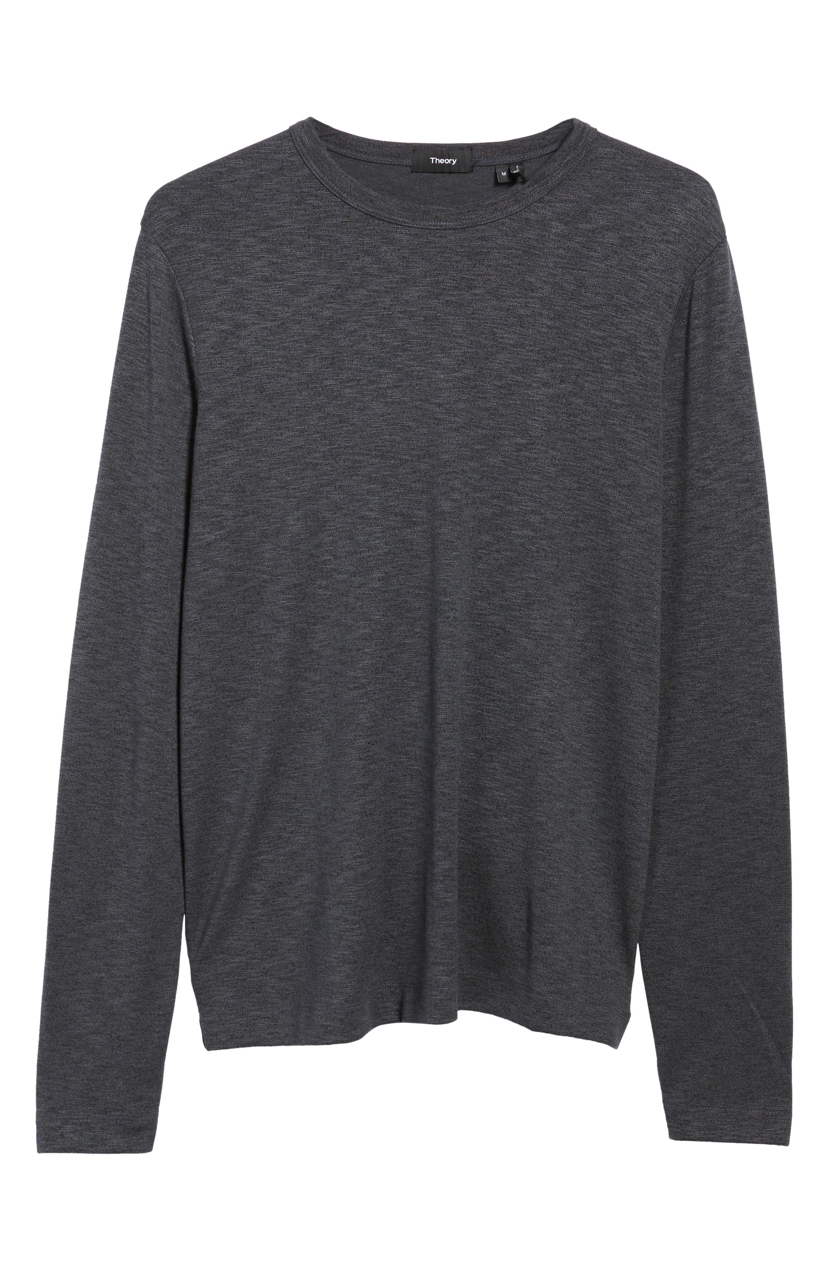 Long Sleeve T-Shirt,                             Alternate thumbnail 37, color,