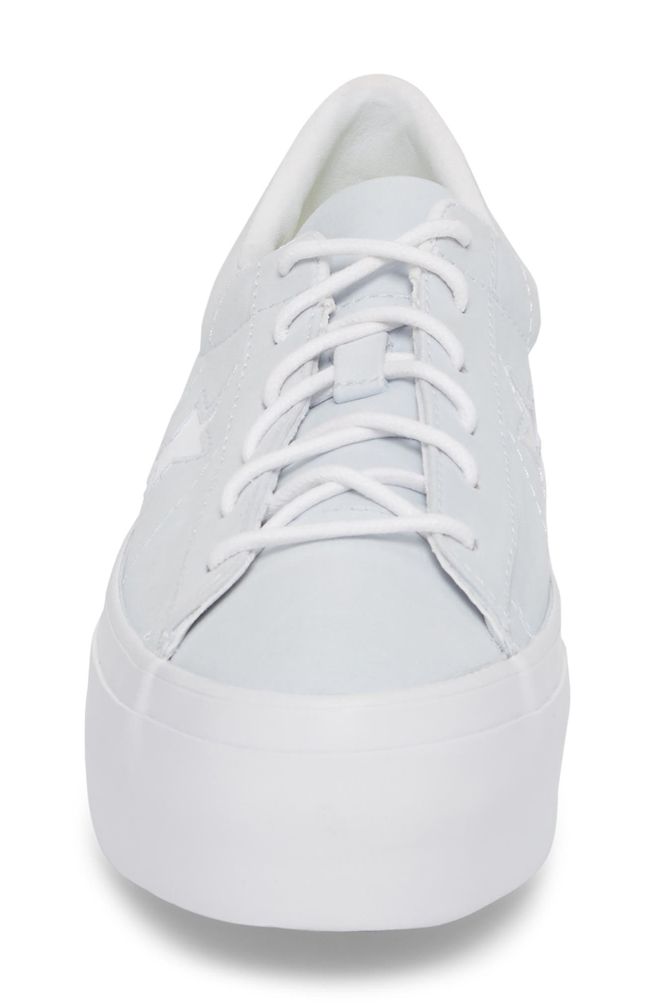 Chuck Taylor<sup>®</sup> All Star<sup>®</sup> One Star Platform Sneaker,                             Alternate thumbnail 8, color,