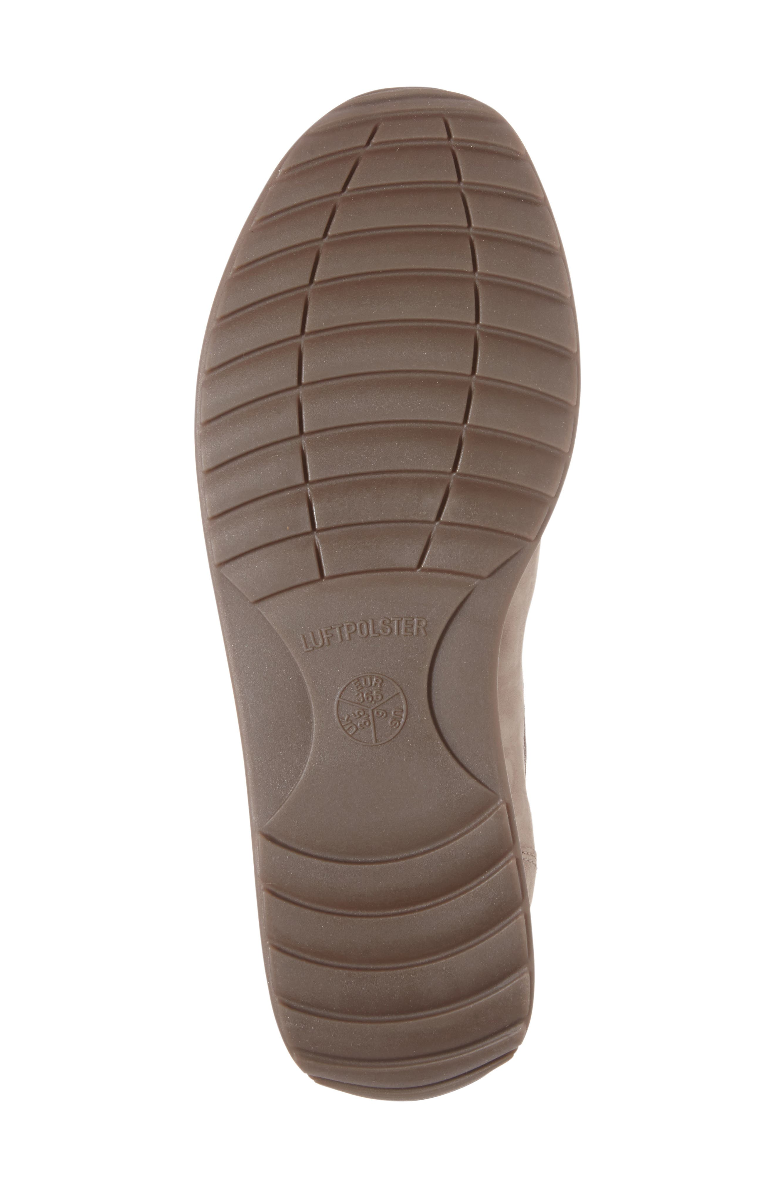 Hermione Sneaker,                             Alternate thumbnail 6, color,                             TAUPE COMBO LEATHER
