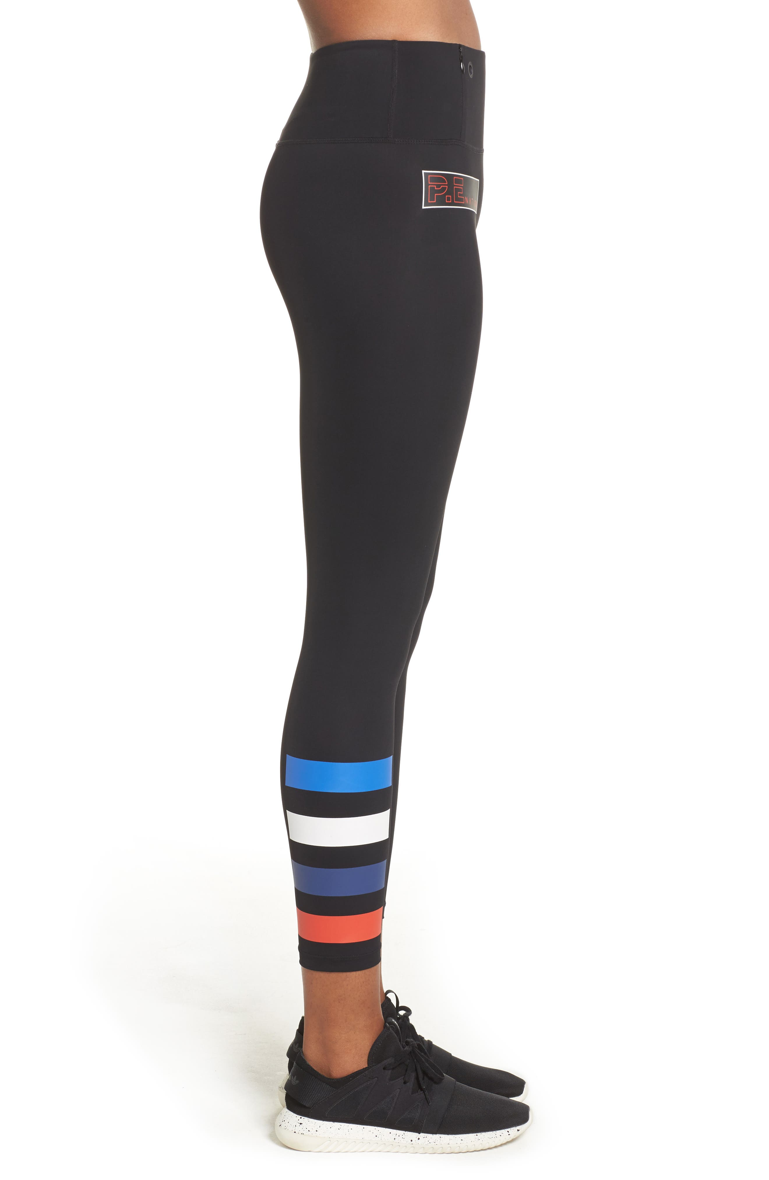 The Resilient Ankle Leggings,                             Alternate thumbnail 3, color,