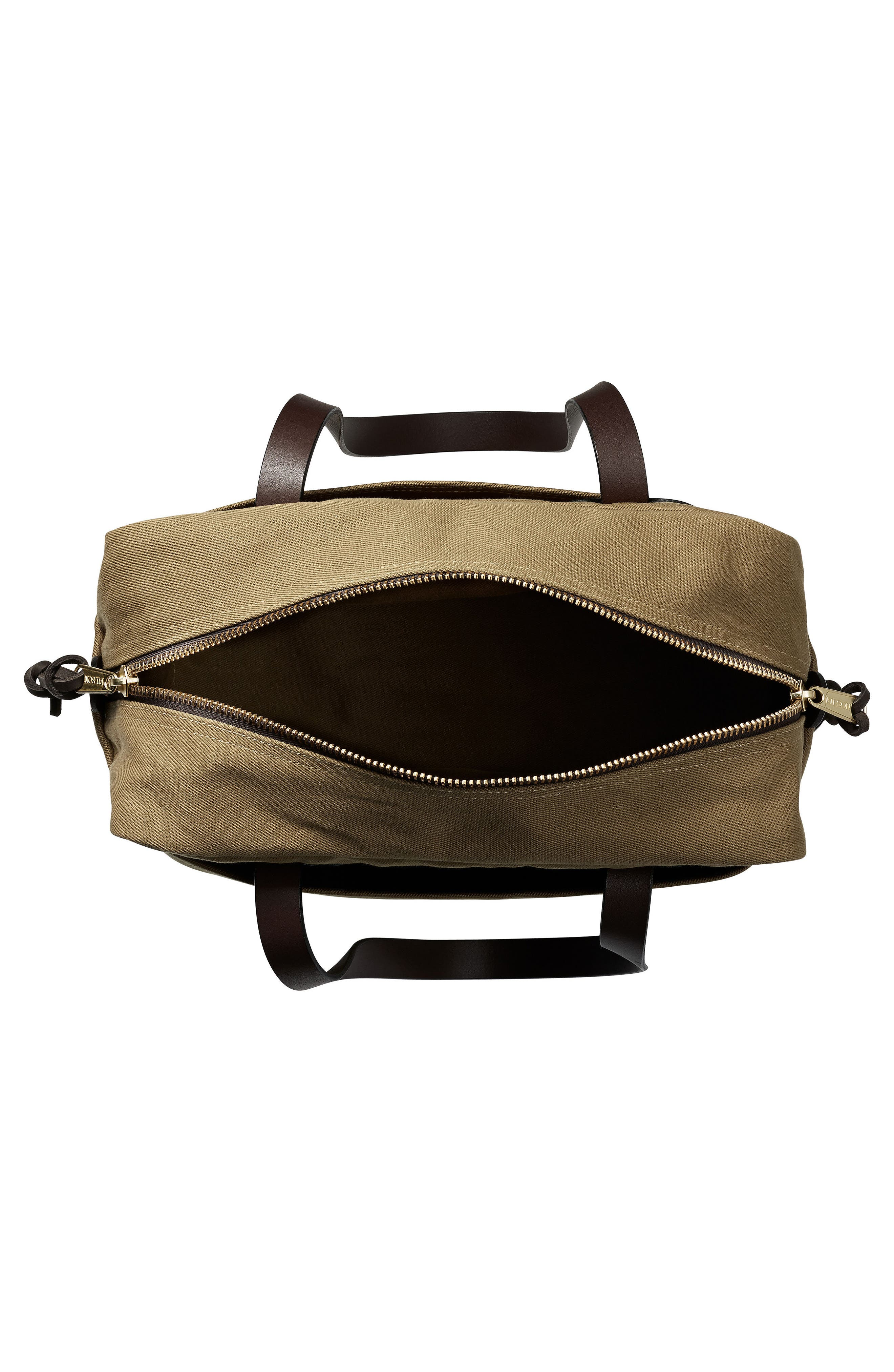 Rugged Twill Zip Tote Bag,                             Alternate thumbnail 3, color,                             242