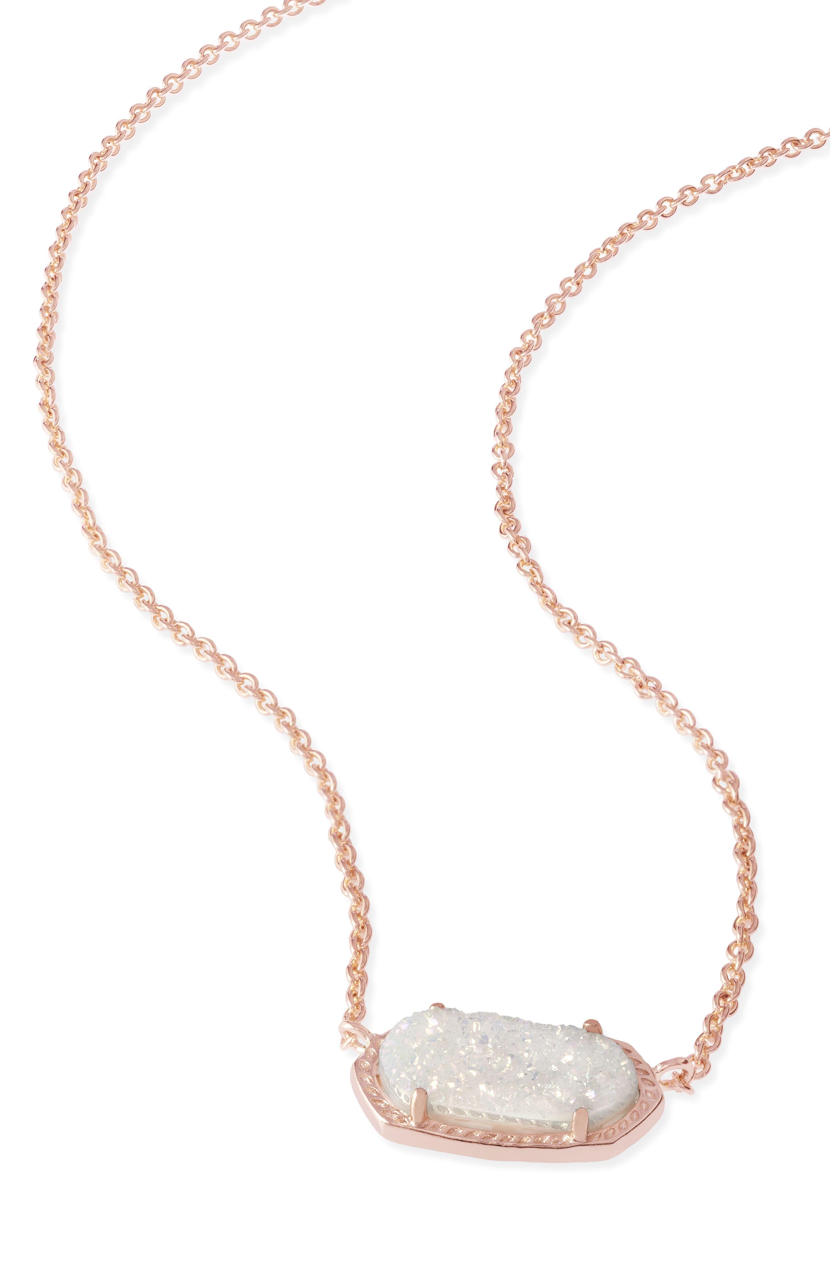 'Elisa' Pendant Necklace,                             Alternate thumbnail 375, color,