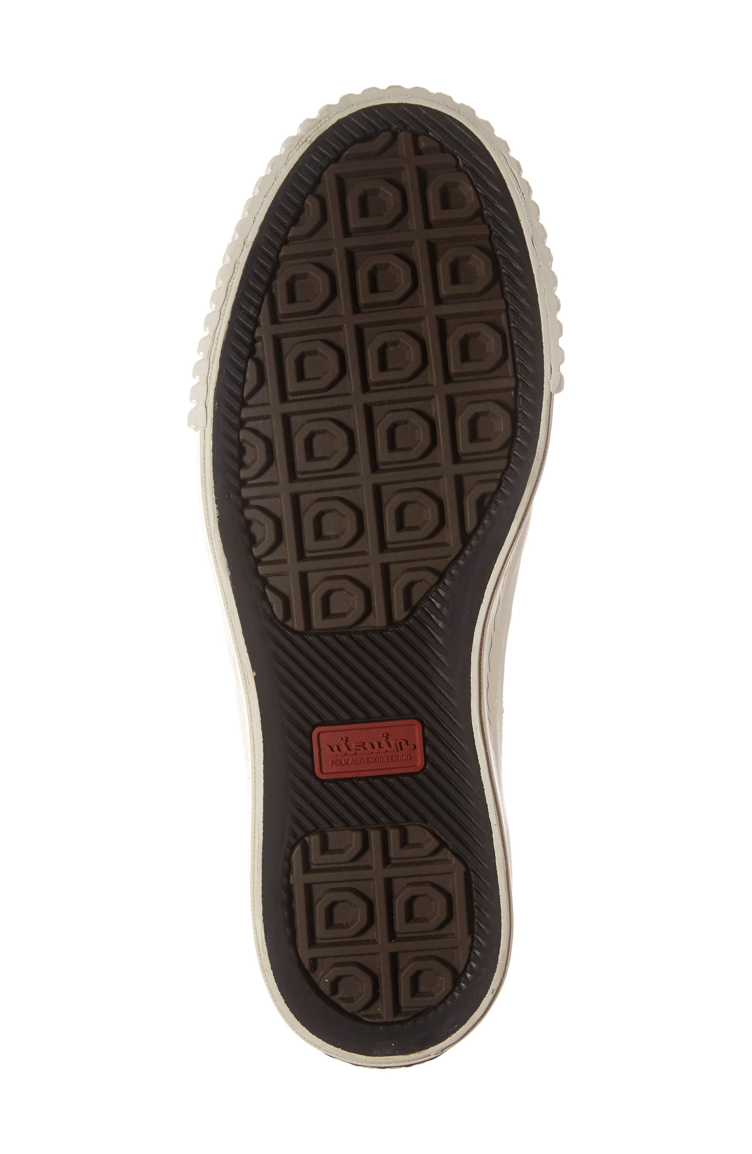 Skagway Lo Sneaker,                             Alternate thumbnail 6, color,                             BROWN