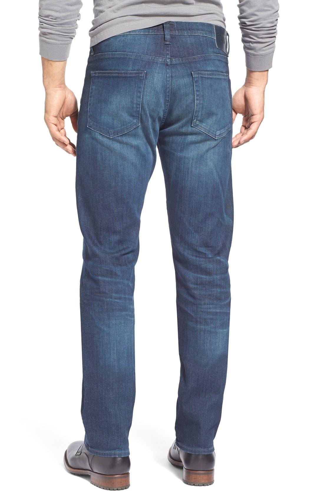 'Sid Classic' Straight Leg Jeans,                             Alternate thumbnail 10, color,                             473