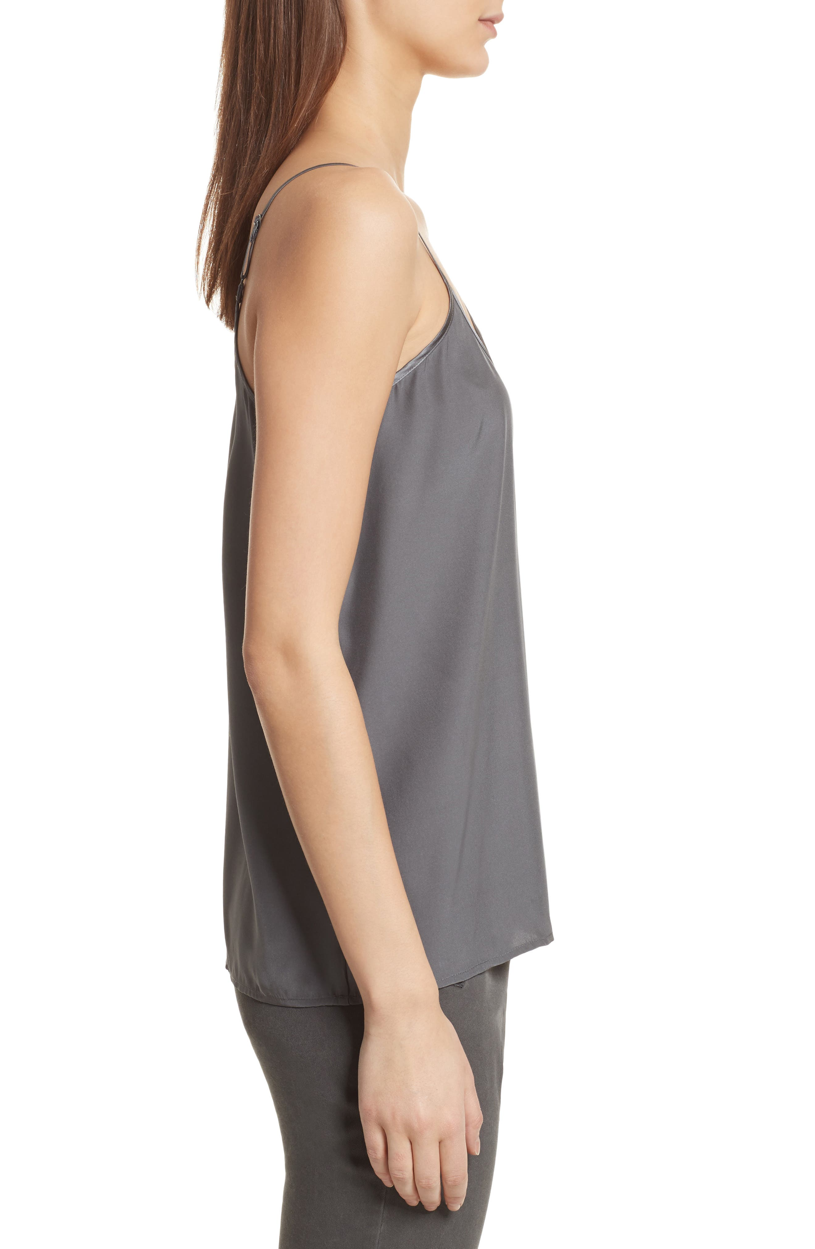 Silk Camisole,                             Alternate thumbnail 3, color,                             025