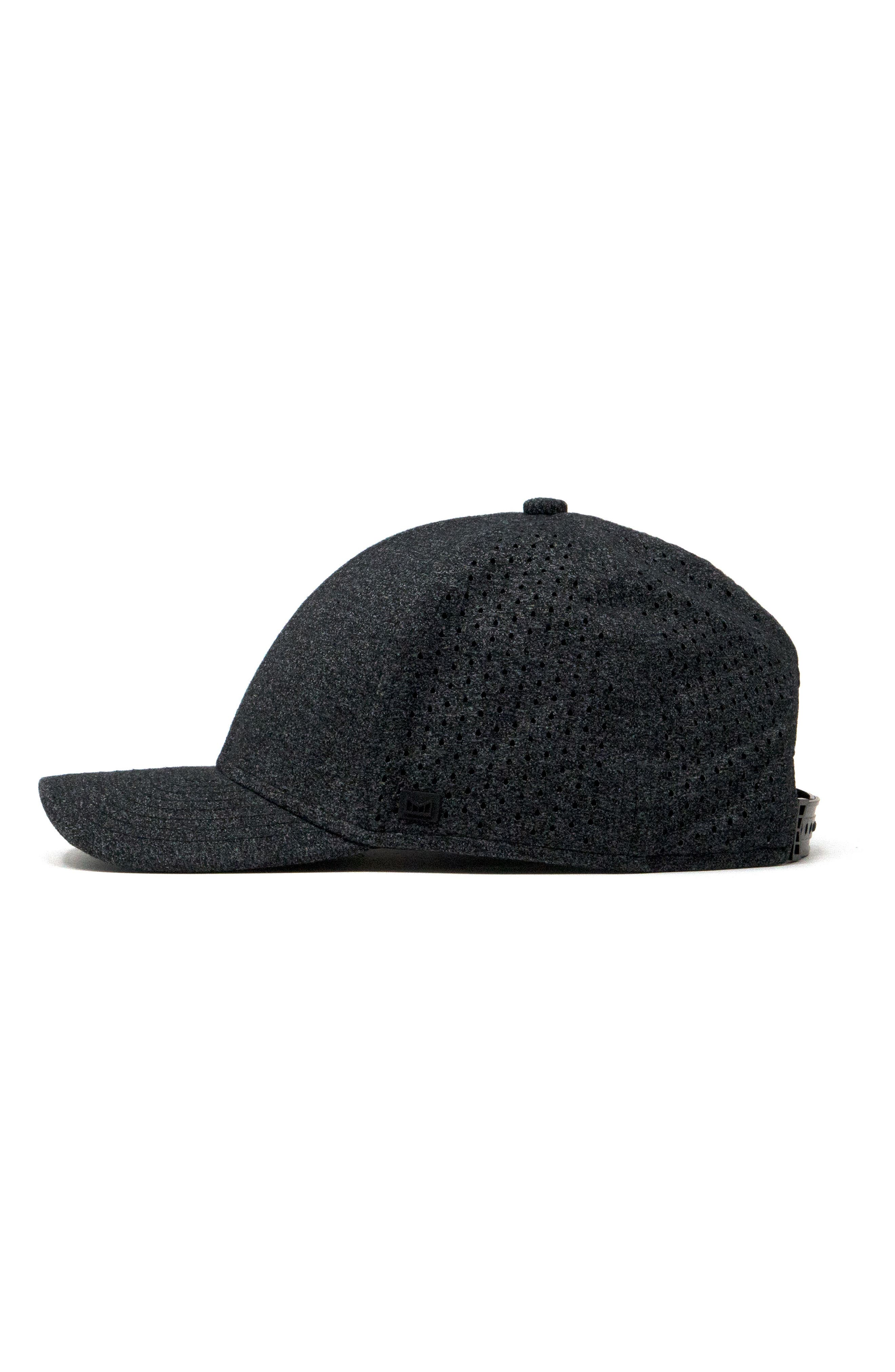 The A-Game Ball Cap,                             Alternate thumbnail 4, color,                             HEATHER CHARCOAL