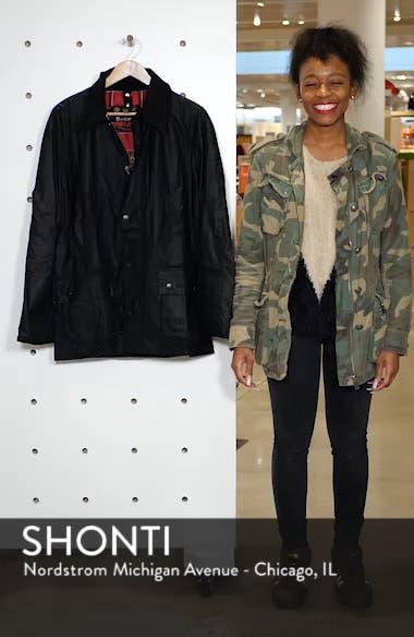 Ashby Wax Jacket, sales video thumbnail