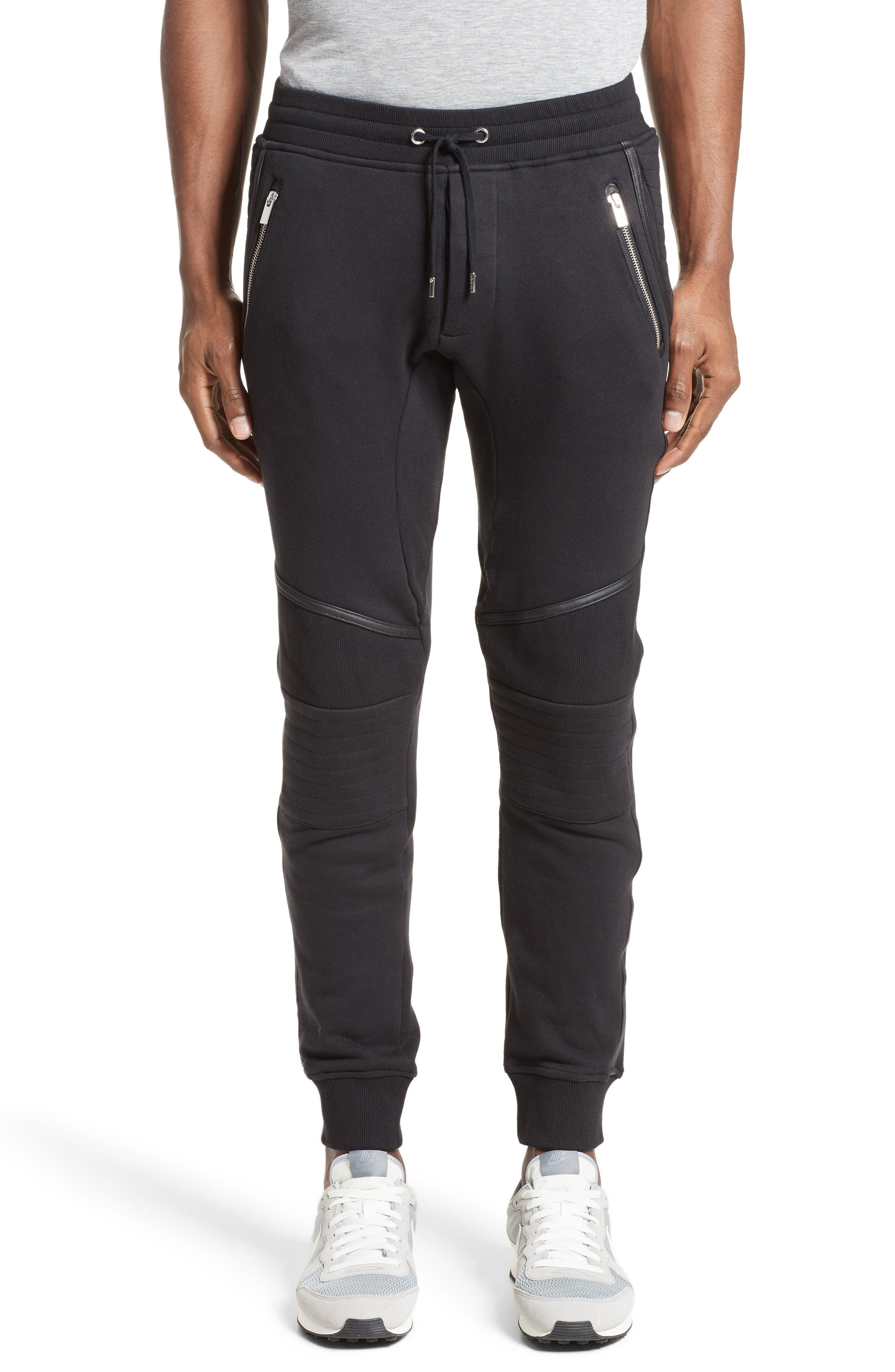 Moto Jogger Pants,                         Main,                         color,