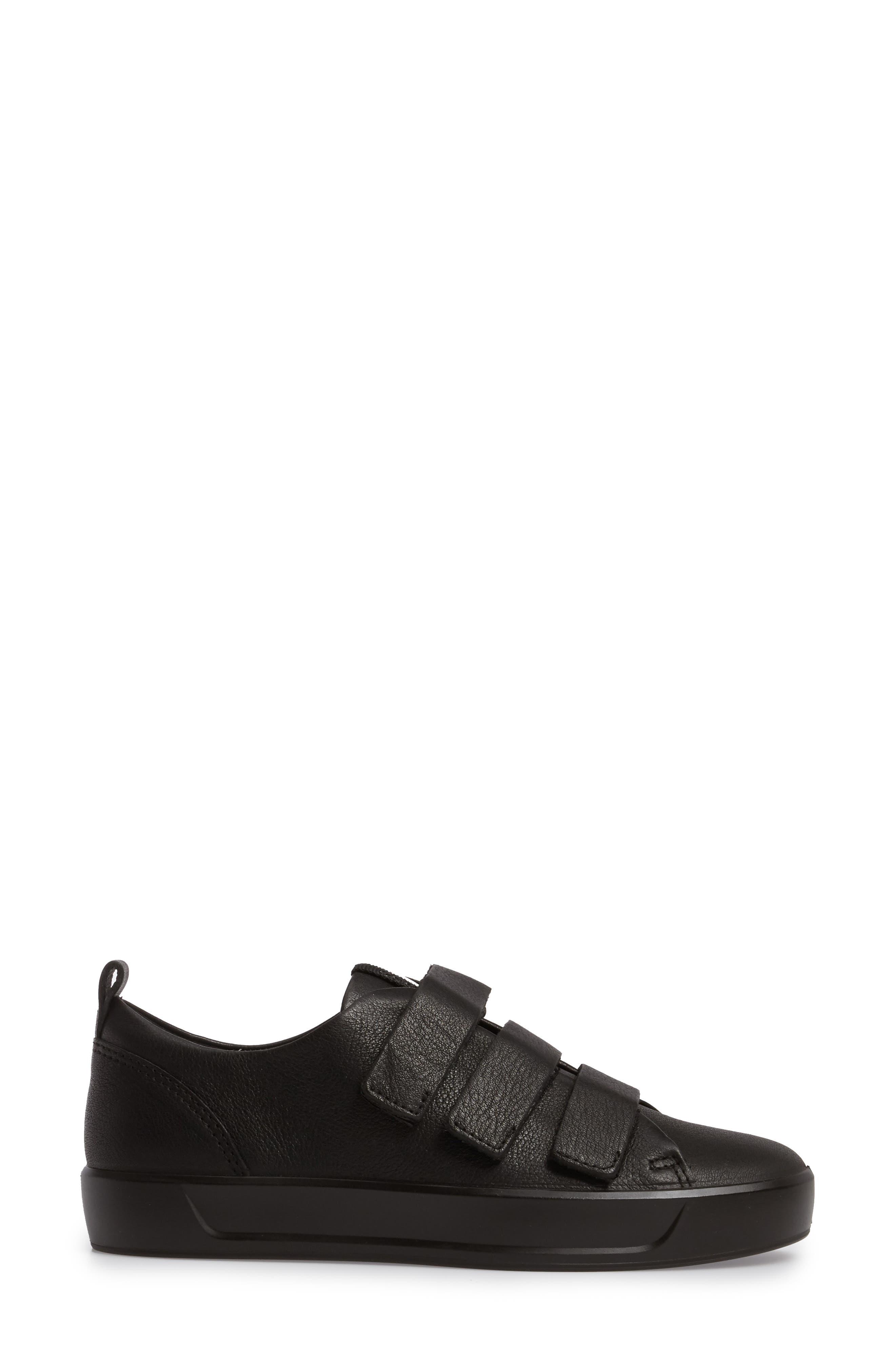 Soft 8 Sneaker,                             Alternate thumbnail 3, color,                             001