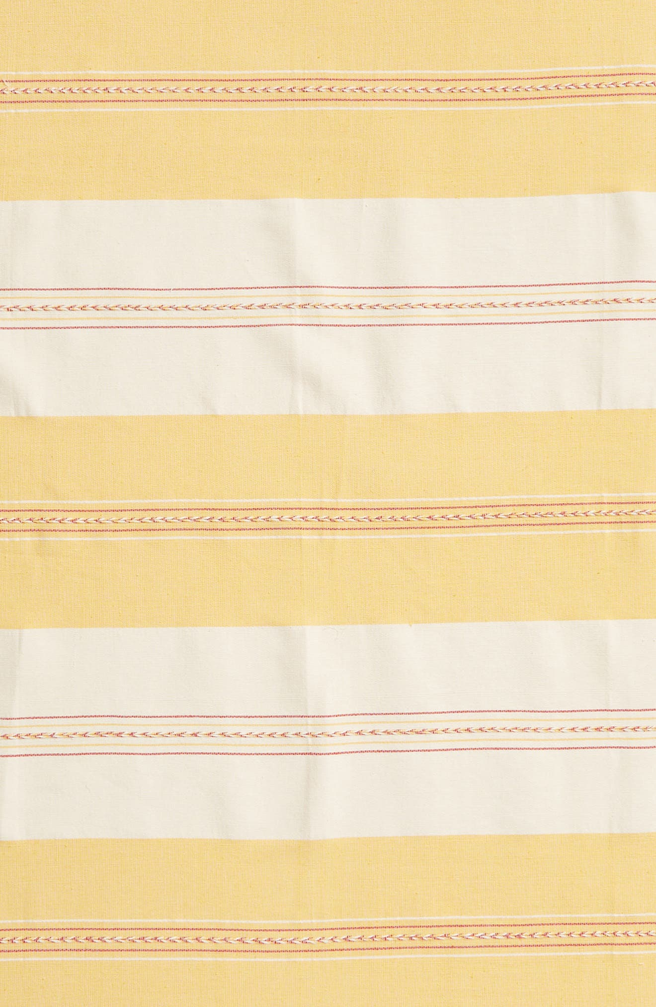 Golden Dunes Woven Cotton Blanket,                             Alternate thumbnail 3, color,                             250