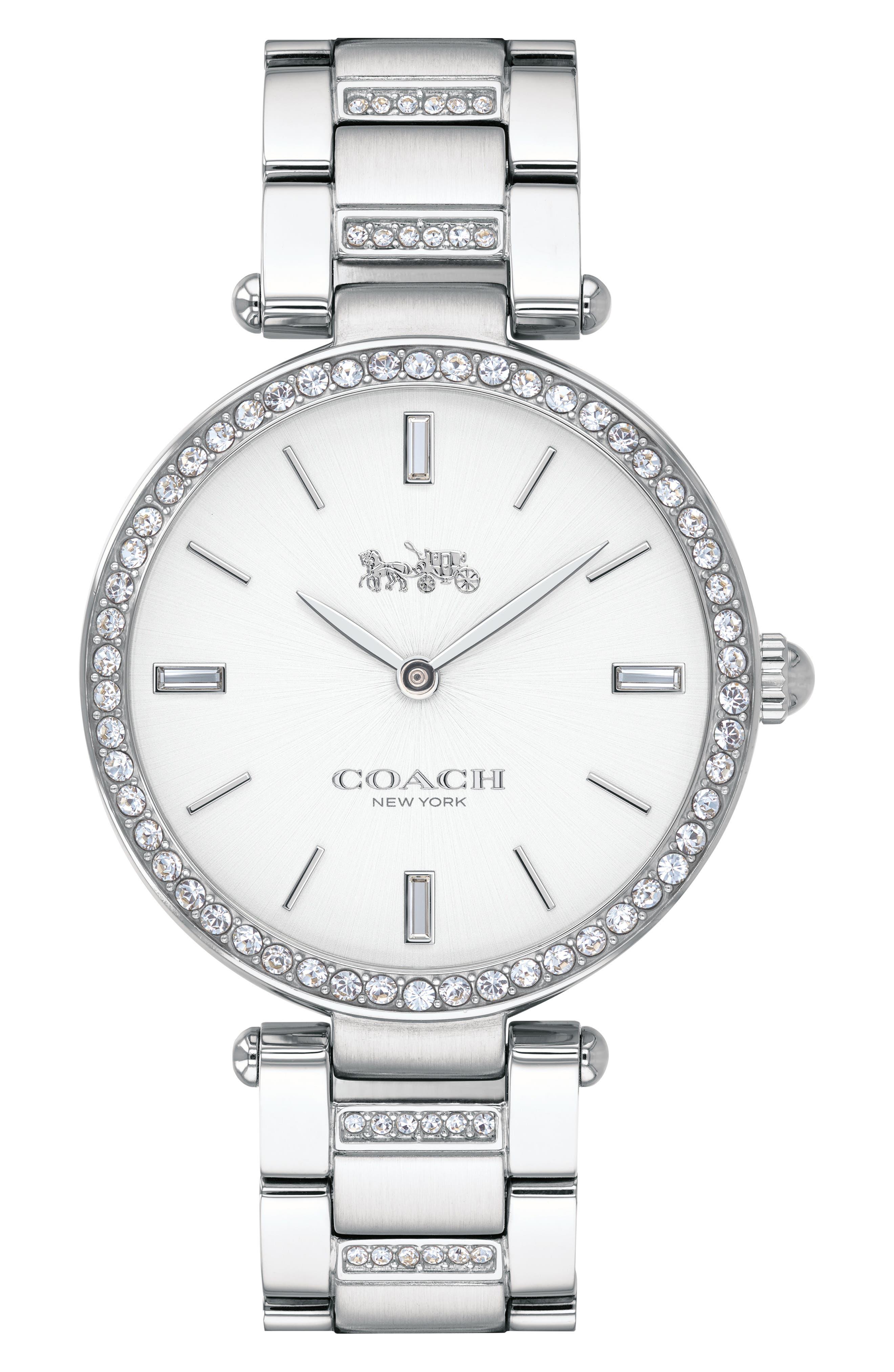 Park Bracelet Watch, 34mm,                         Main,                         color, 040