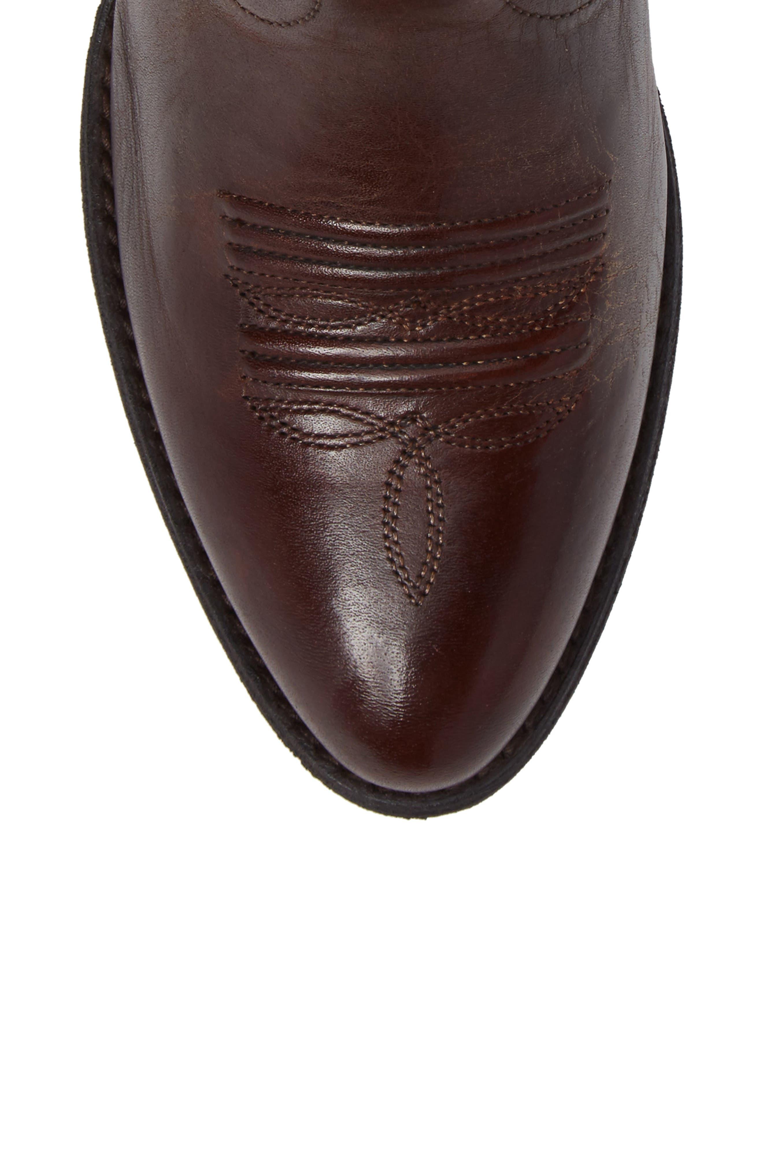 Darlin Short Western Boot,                             Alternate thumbnail 32, color,