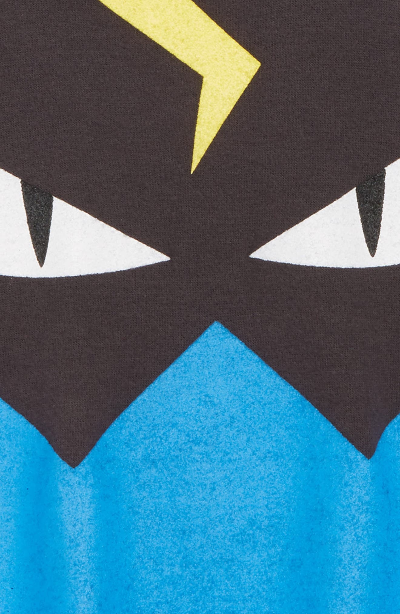 Monster Sweatshirt,                             Alternate thumbnail 2, color,                             020