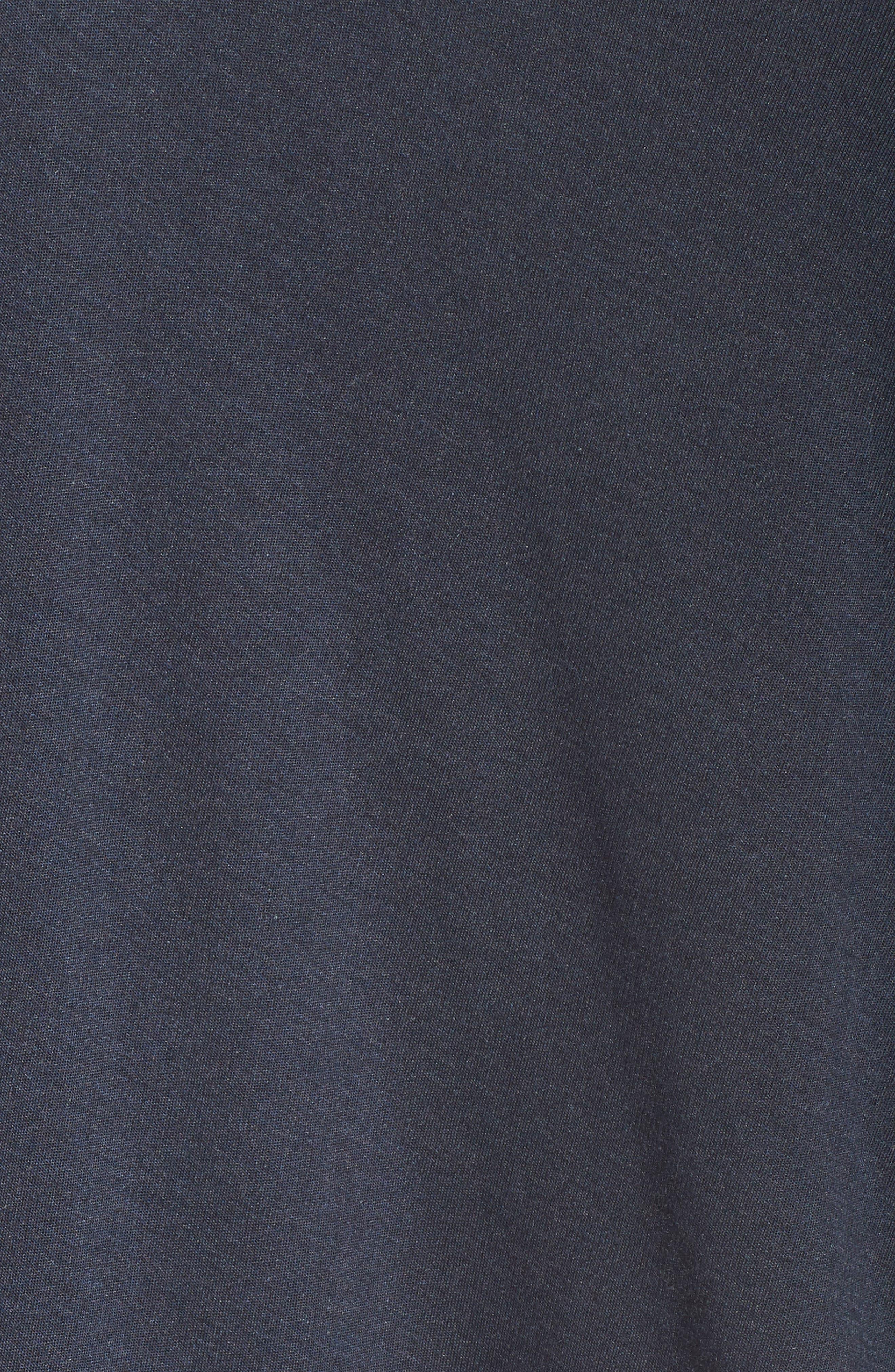 Long Cardigan,                             Alternate thumbnail 5, color,                             NAVY