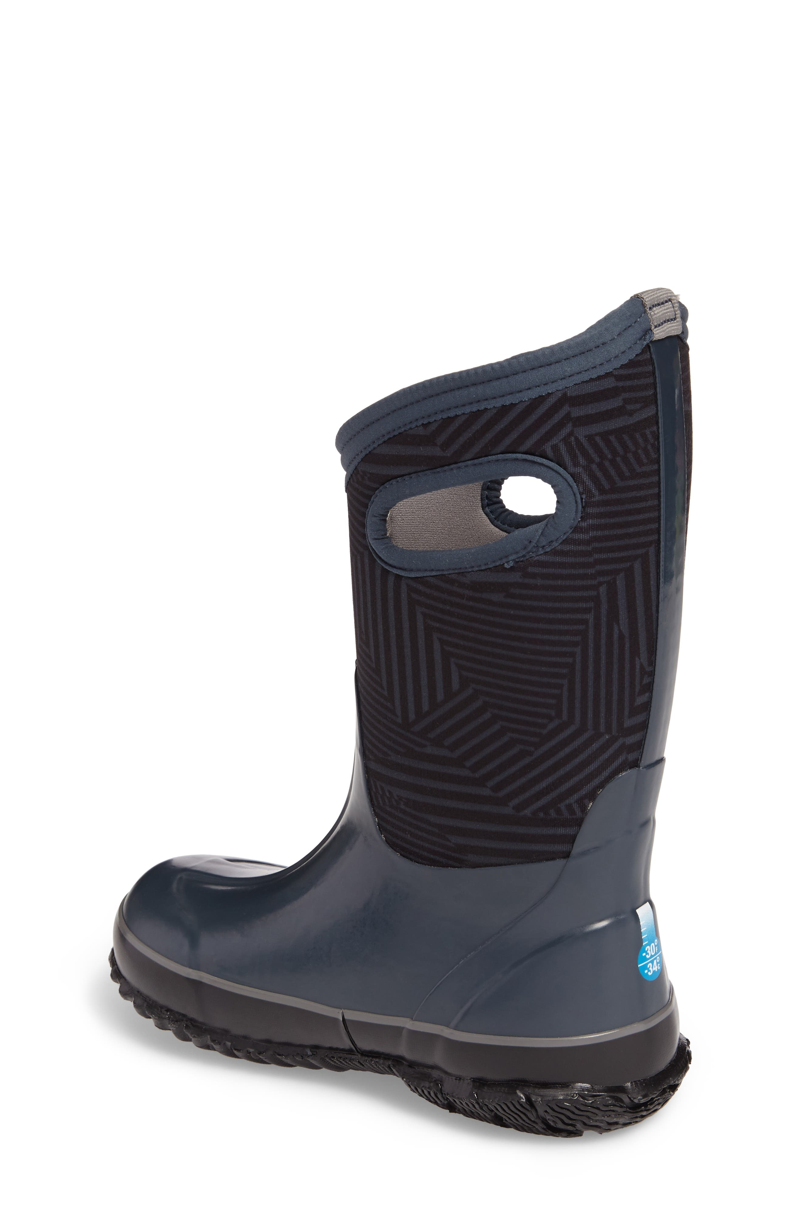 Classic Phaser Insulated Waterproof Boot,                             Alternate thumbnail 6, color,