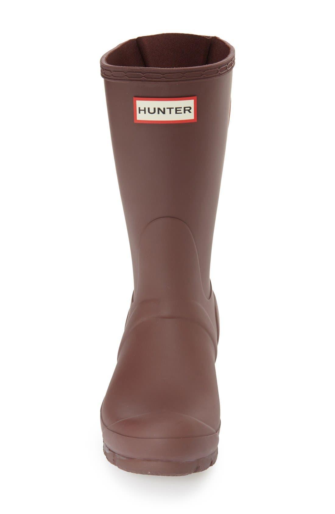 Original Short Back Adjustable Rain Boot,                             Alternate thumbnail 43, color,