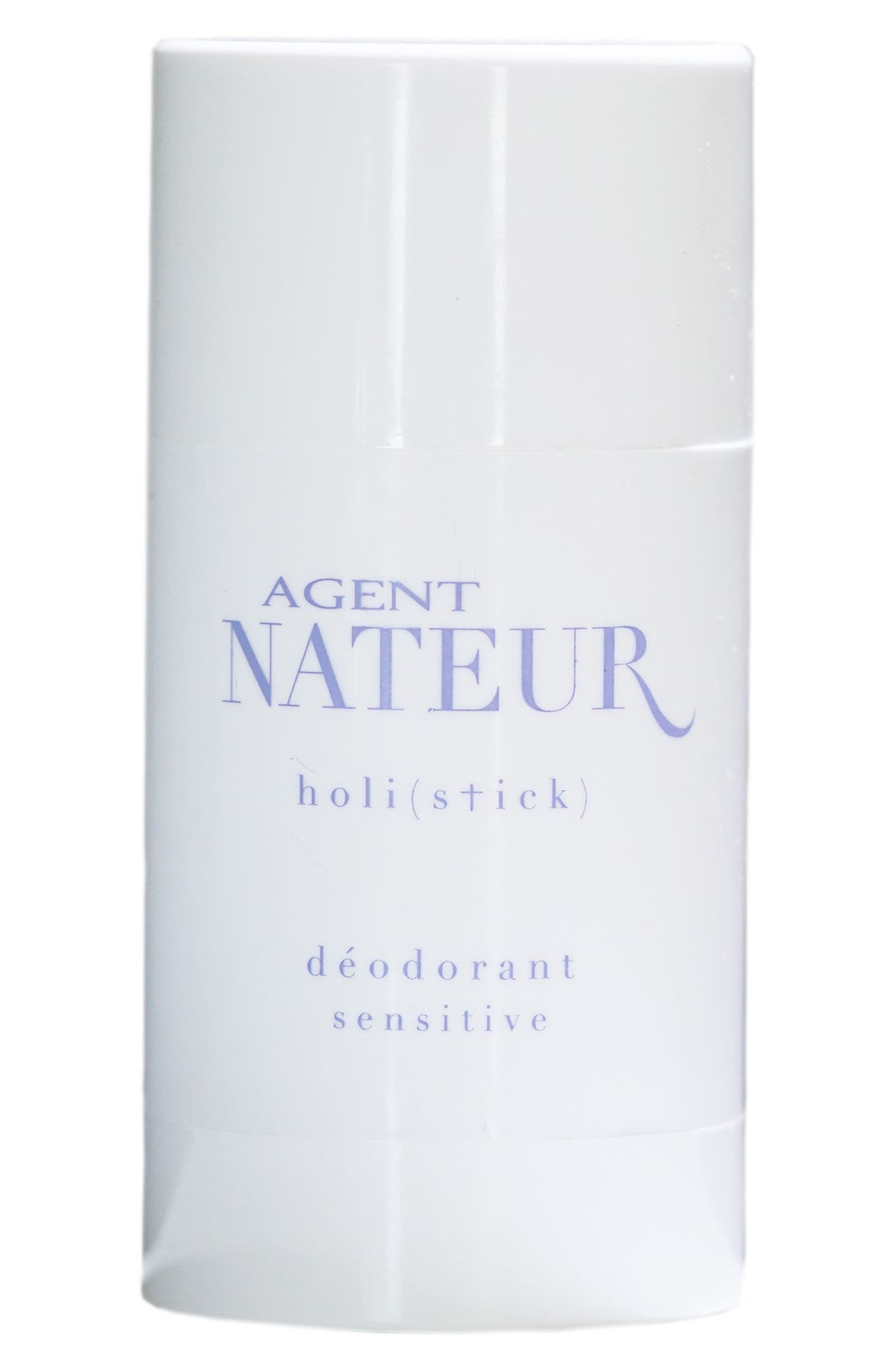AGENT NATEUR Holi(Stick) Sensitive Deodorant, Main, color, NO COLOR