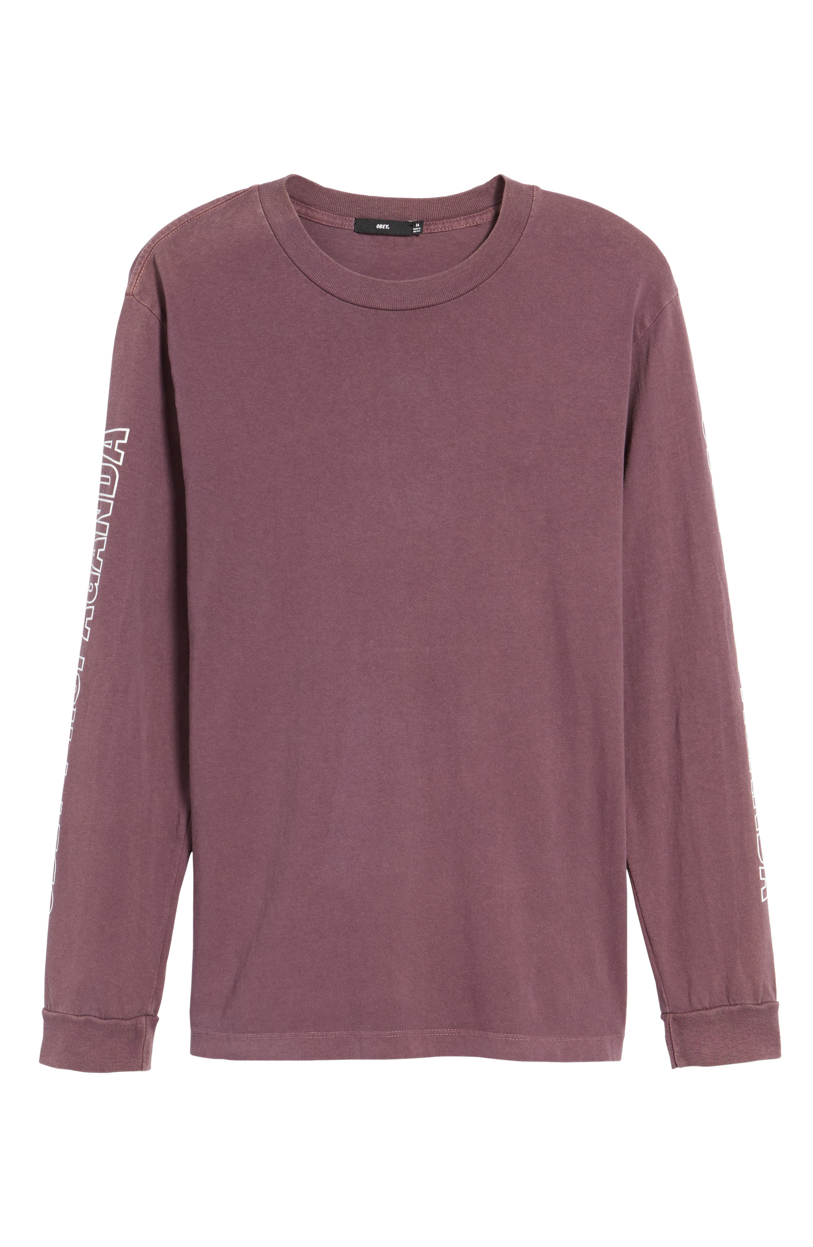 Rough Draft Long Sleeve T-Shirt,                             Alternate thumbnail 6, color,                             503