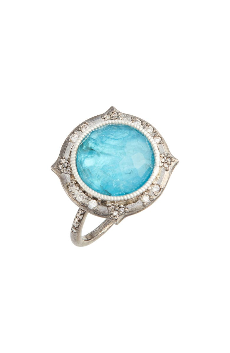 Armenta NEW WORLD APATITE DOUBLET RING