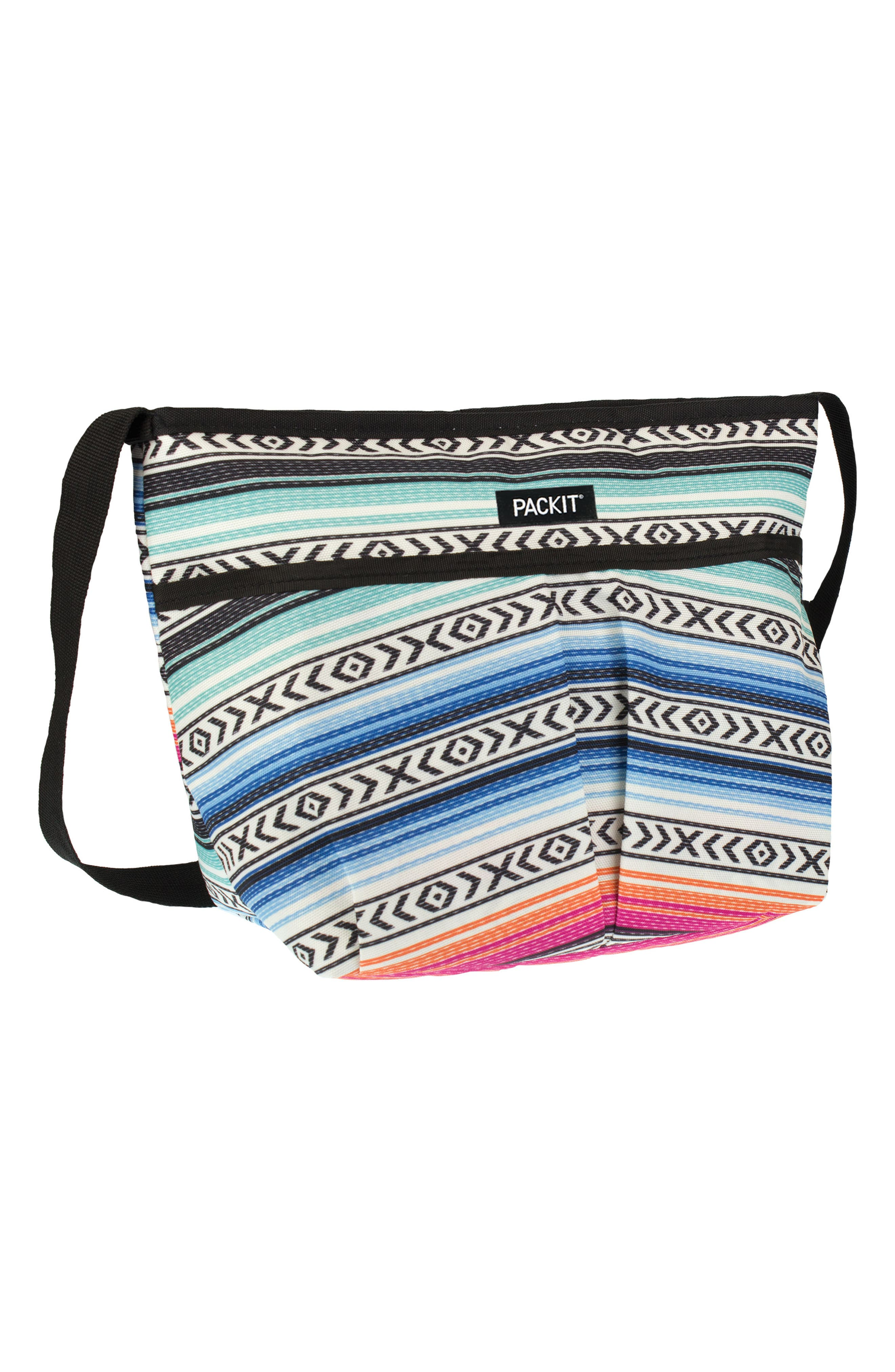Freezable Carryall Lunch Bag,                             Alternate thumbnail 3, color,                             100
