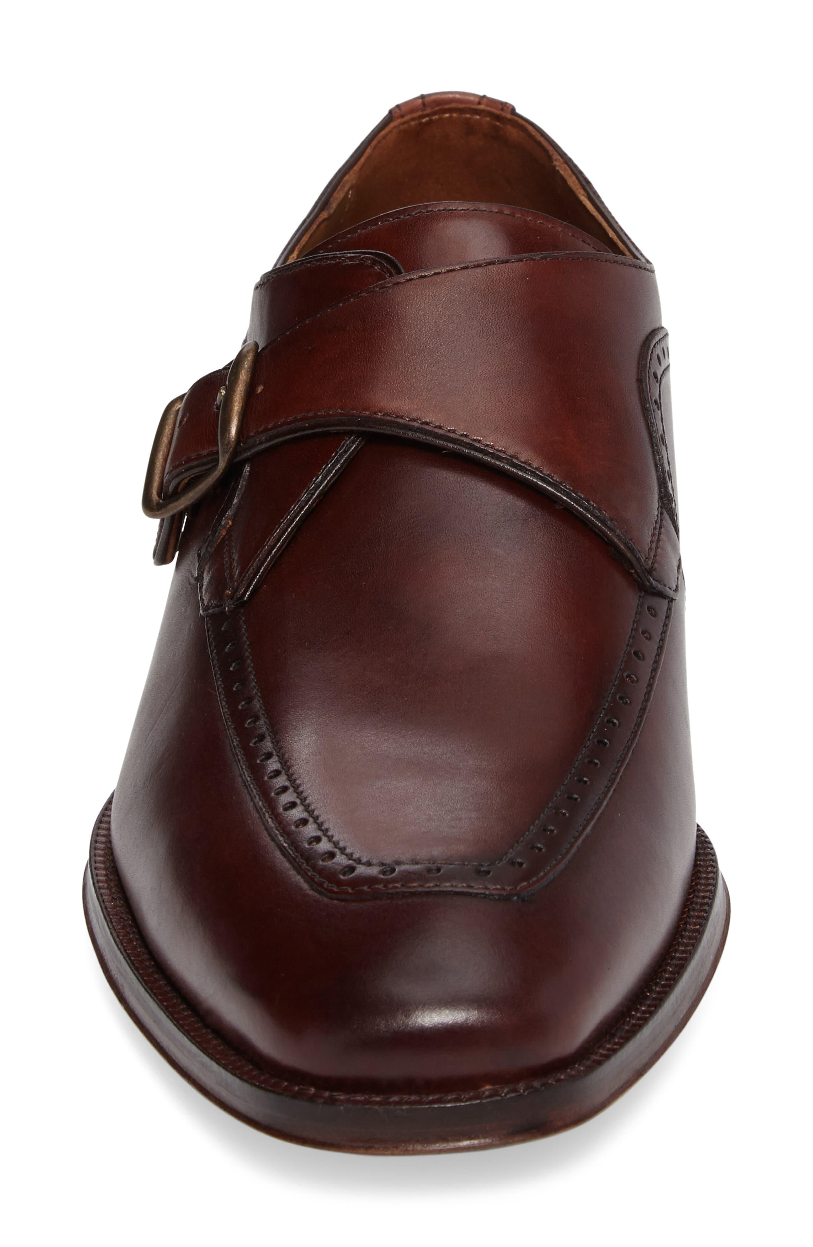 Boydstun Monk Strap Shoe,                             Alternate thumbnail 8, color,