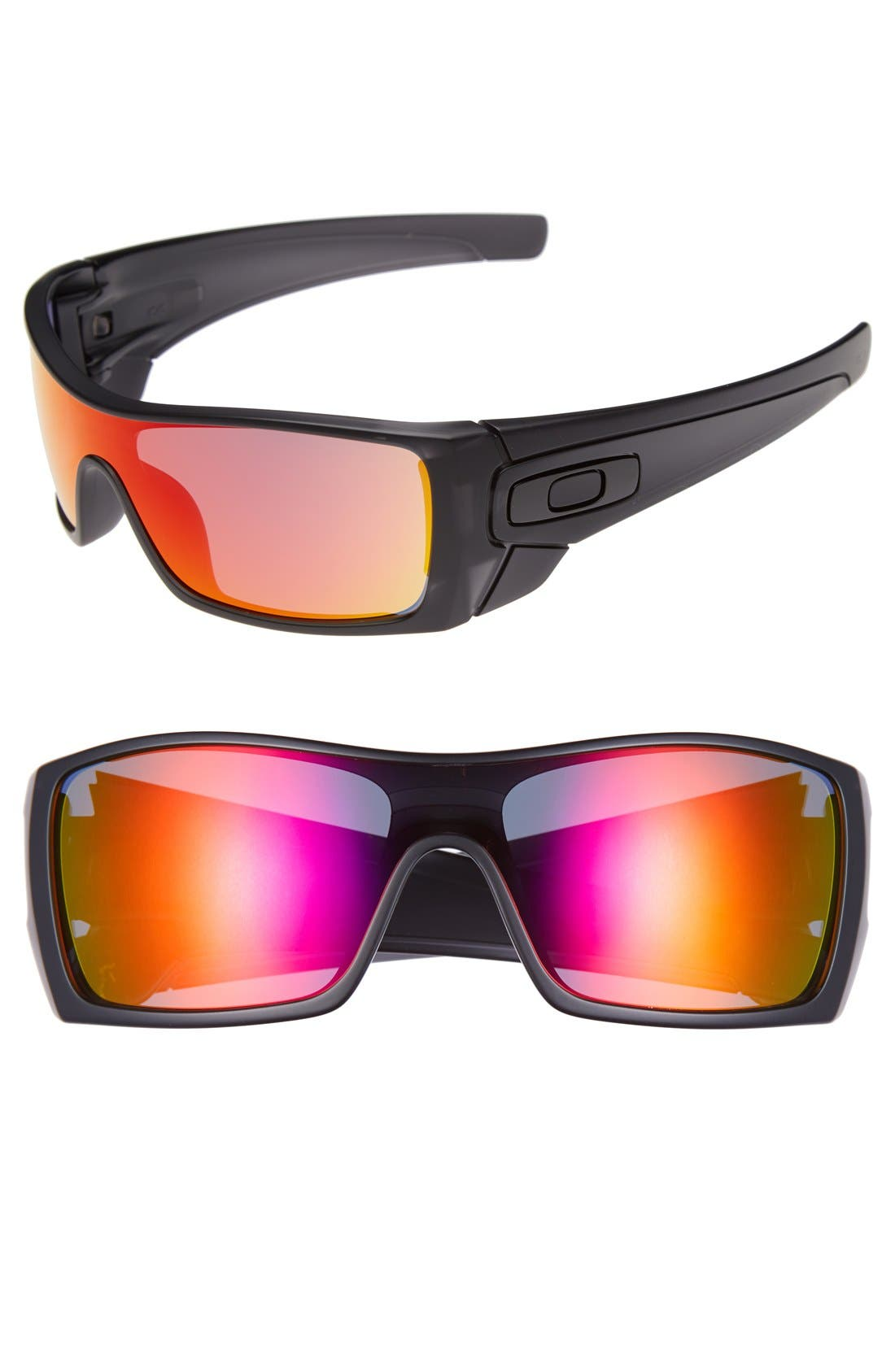 'Batwolf' Sunglasses,                             Main thumbnail 3, color,