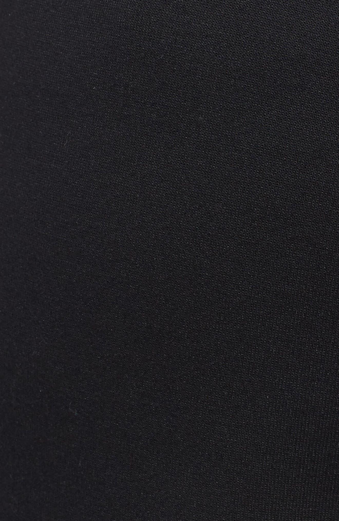 TS Knit Shorts,                             Alternate thumbnail 5, color,                             005