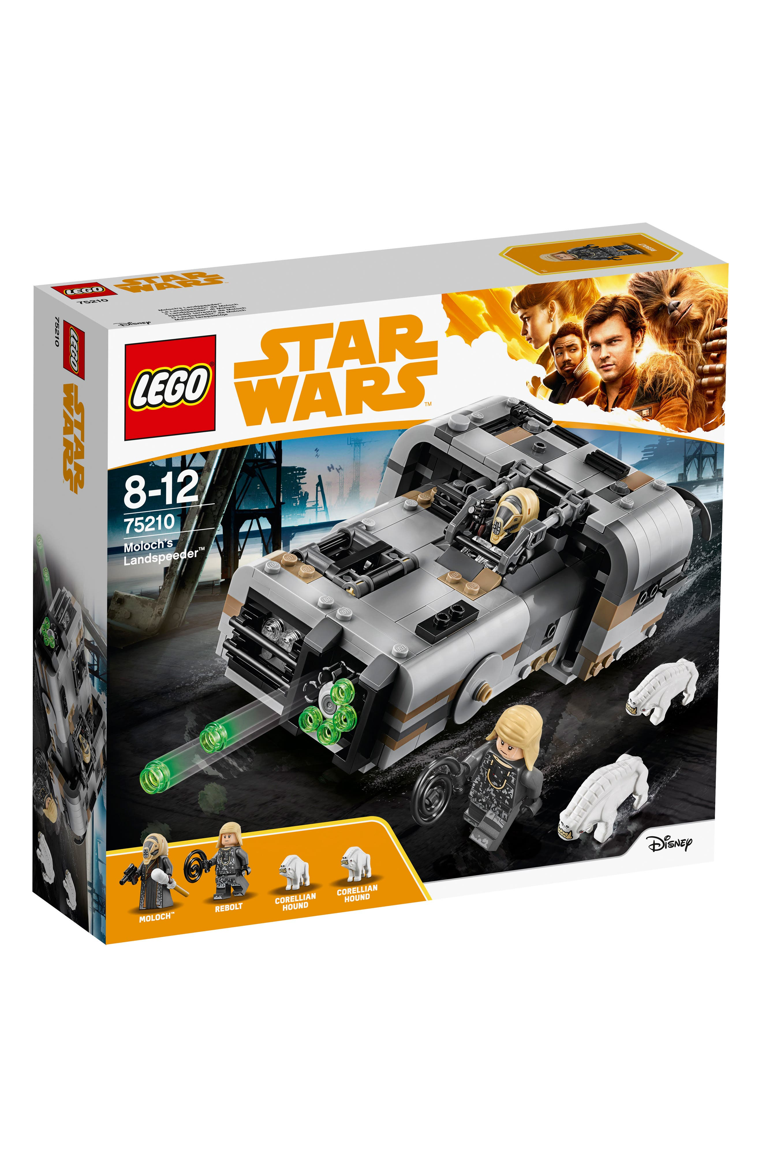 Star Wars<sup>®</sup> Moloch's Landspeeder<sup>™</sup> - 75210,                             Main thumbnail 1, color,                             020