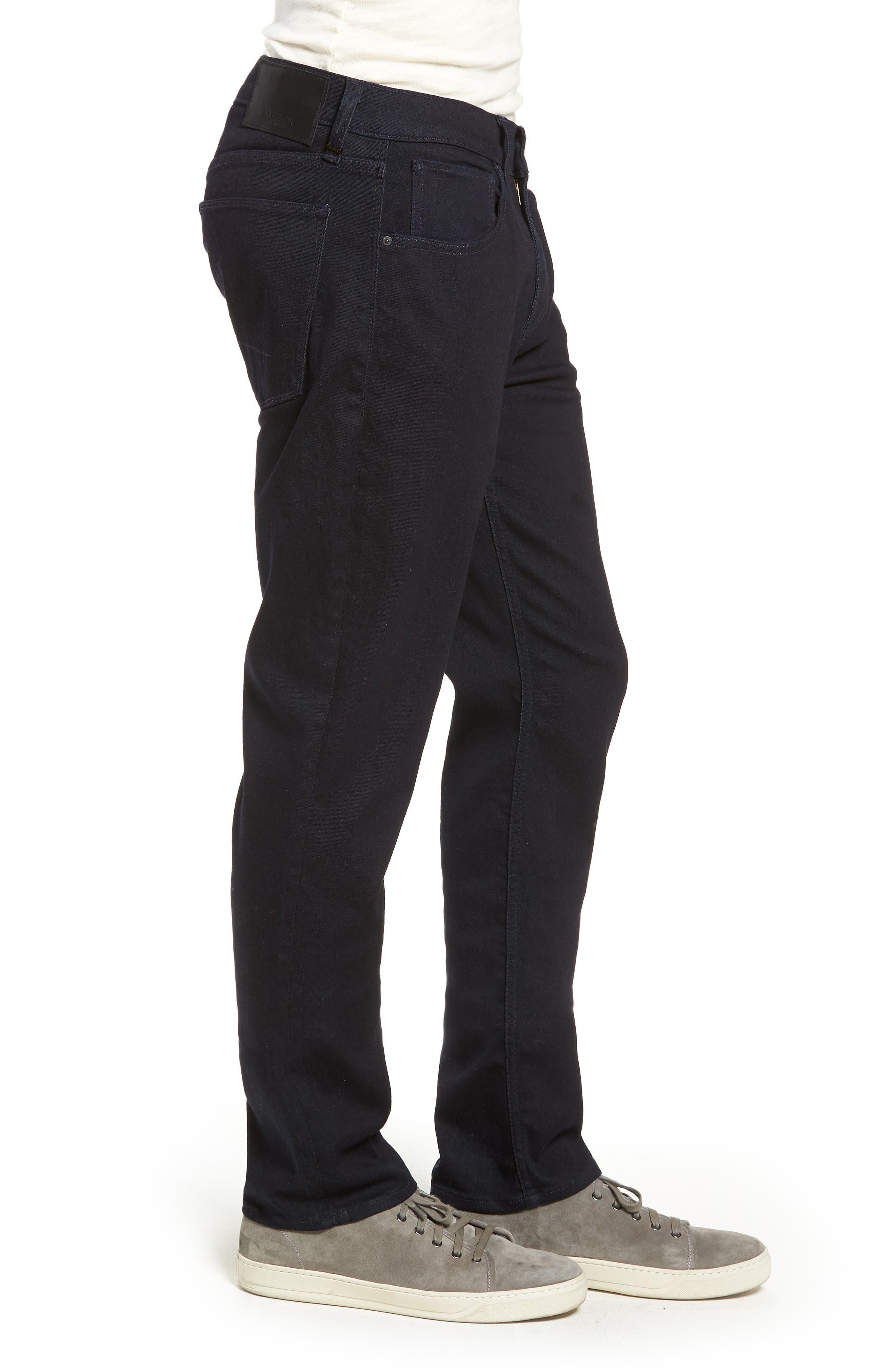 Blake Slim Fit Straight Leg Jeans,                             Alternate thumbnail 3, color,                             WILLIAMS