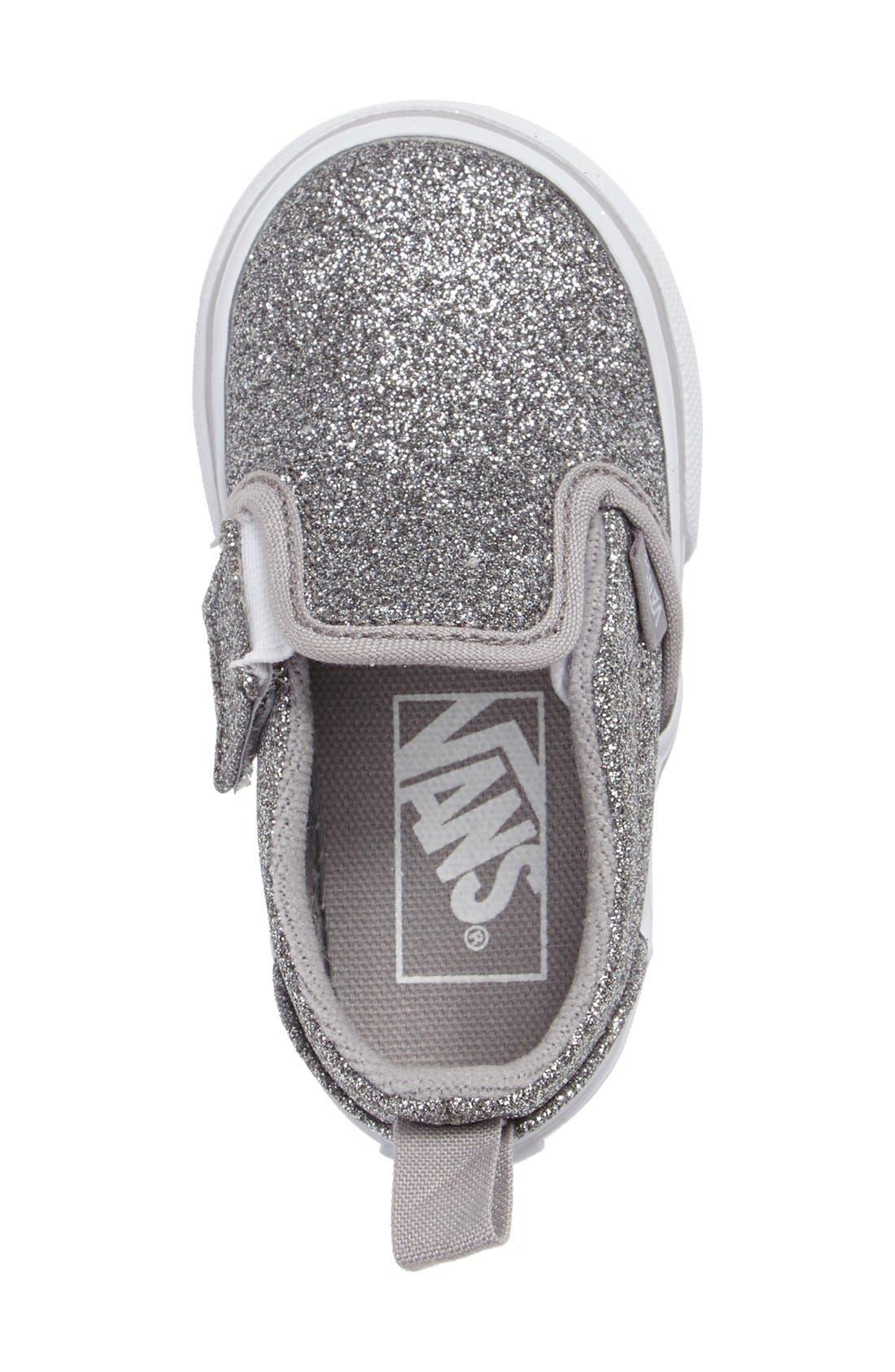 Classic Slip-On V Sneaker,                             Alternate thumbnail 11, color,