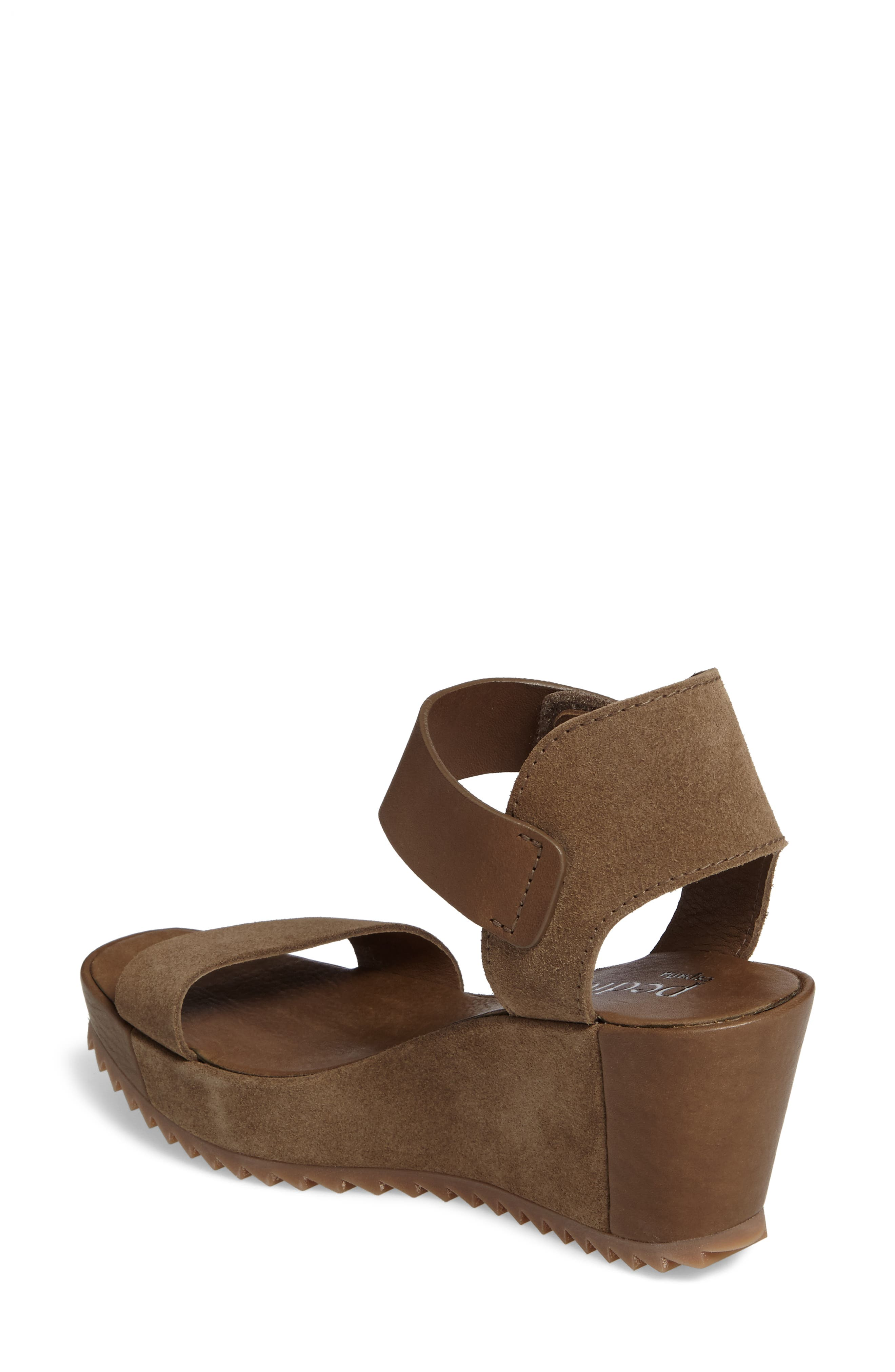 Francesca Wedge Sandal,                             Alternate thumbnail 2, color,                             250