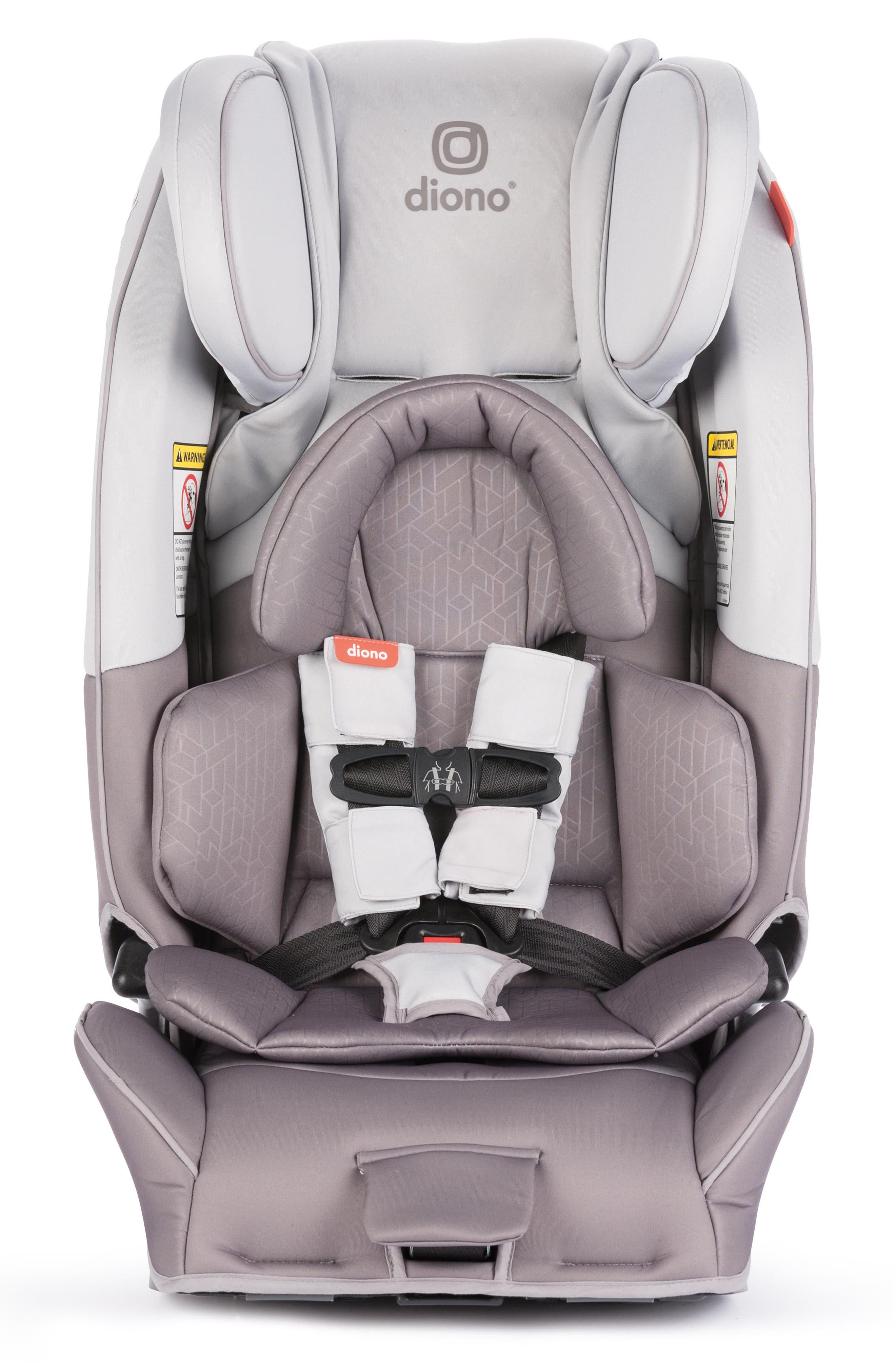 Infant Diono Radian 3 Rxt Rear  Forward Facing Car Seat