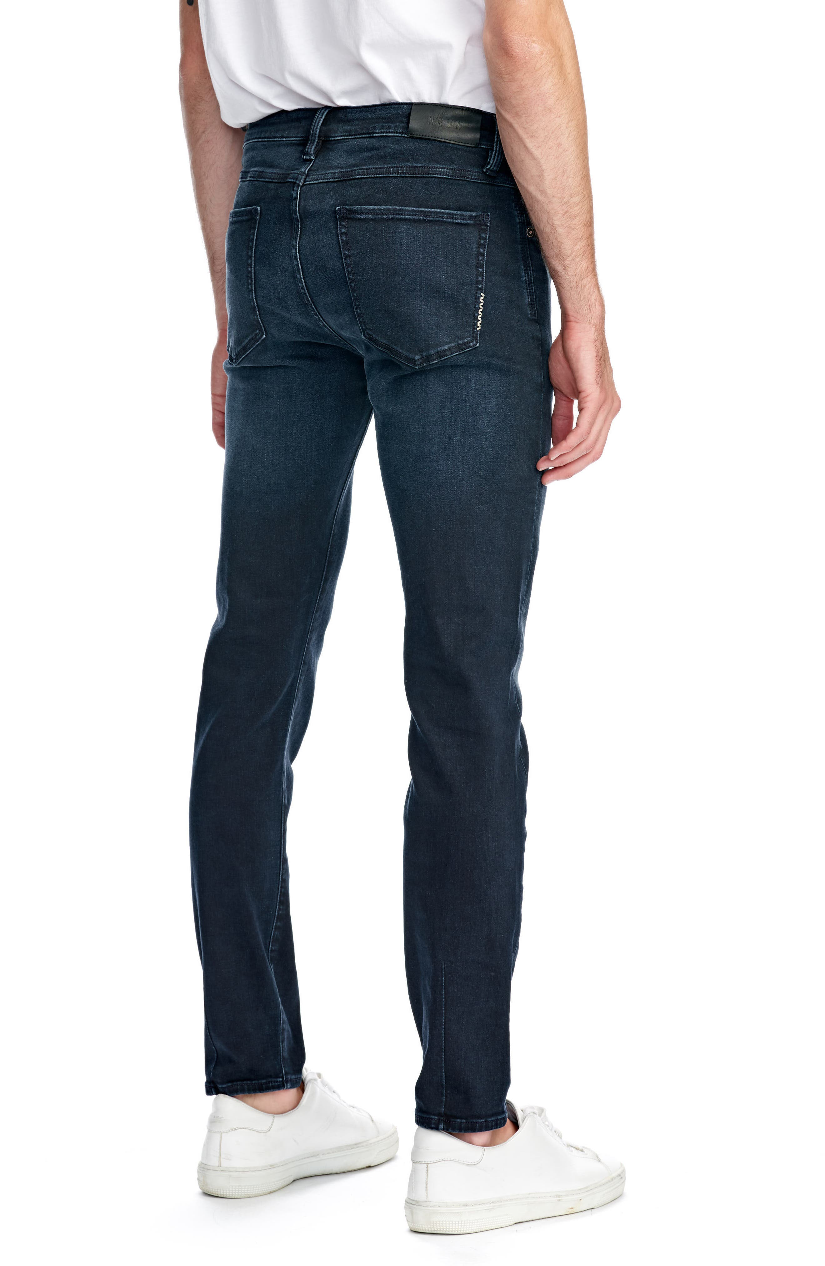 Iggy Skinny Fit Jeans,                             Alternate thumbnail 2, color,                             POLAR