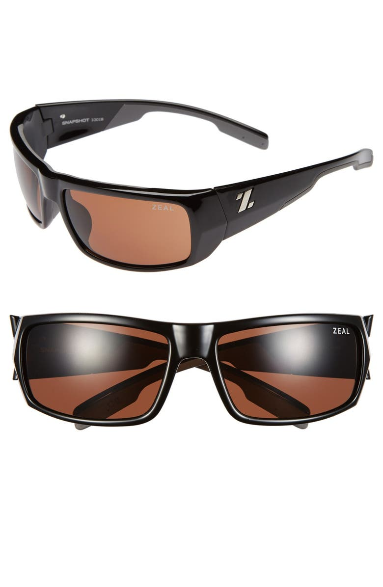 52568de8654 Zeal Optics  Snapshot  65mm Polarized Sunglasses