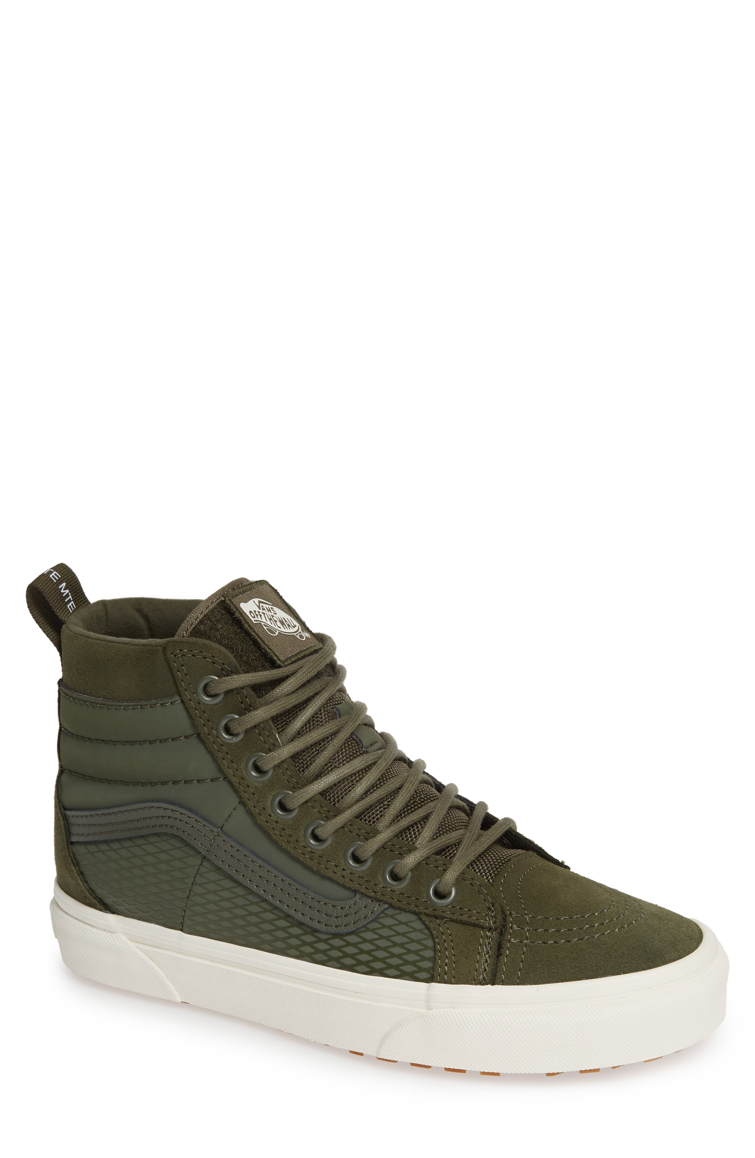 Sk8-Hi 46 MTE DX Sneaker,                             Main thumbnail 1, color,                             GRAPE LEAF