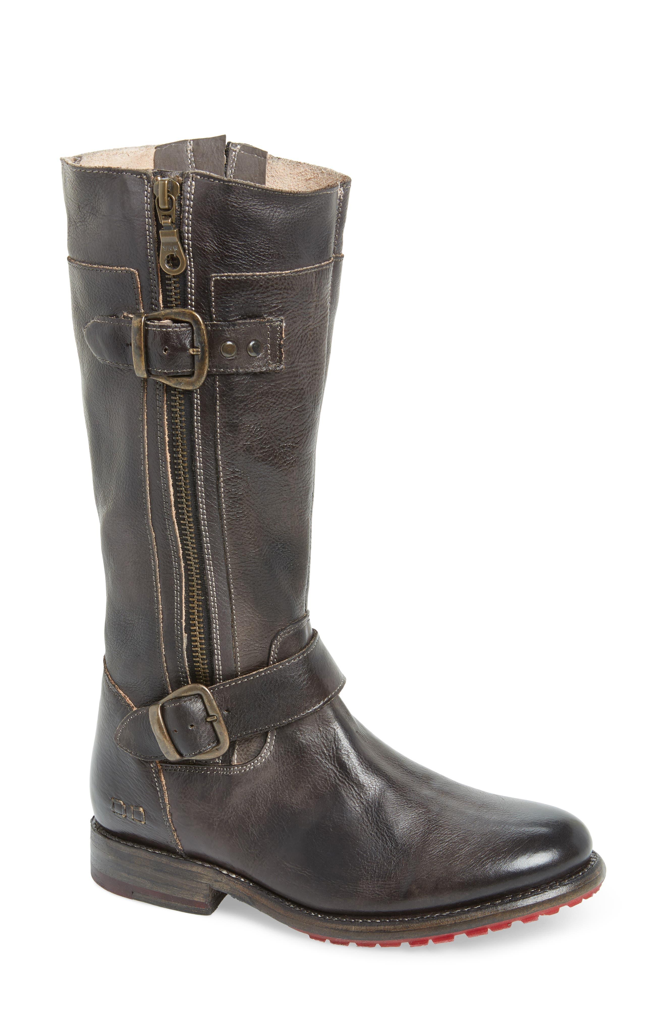 Bed Stu Gogo Boot, Black