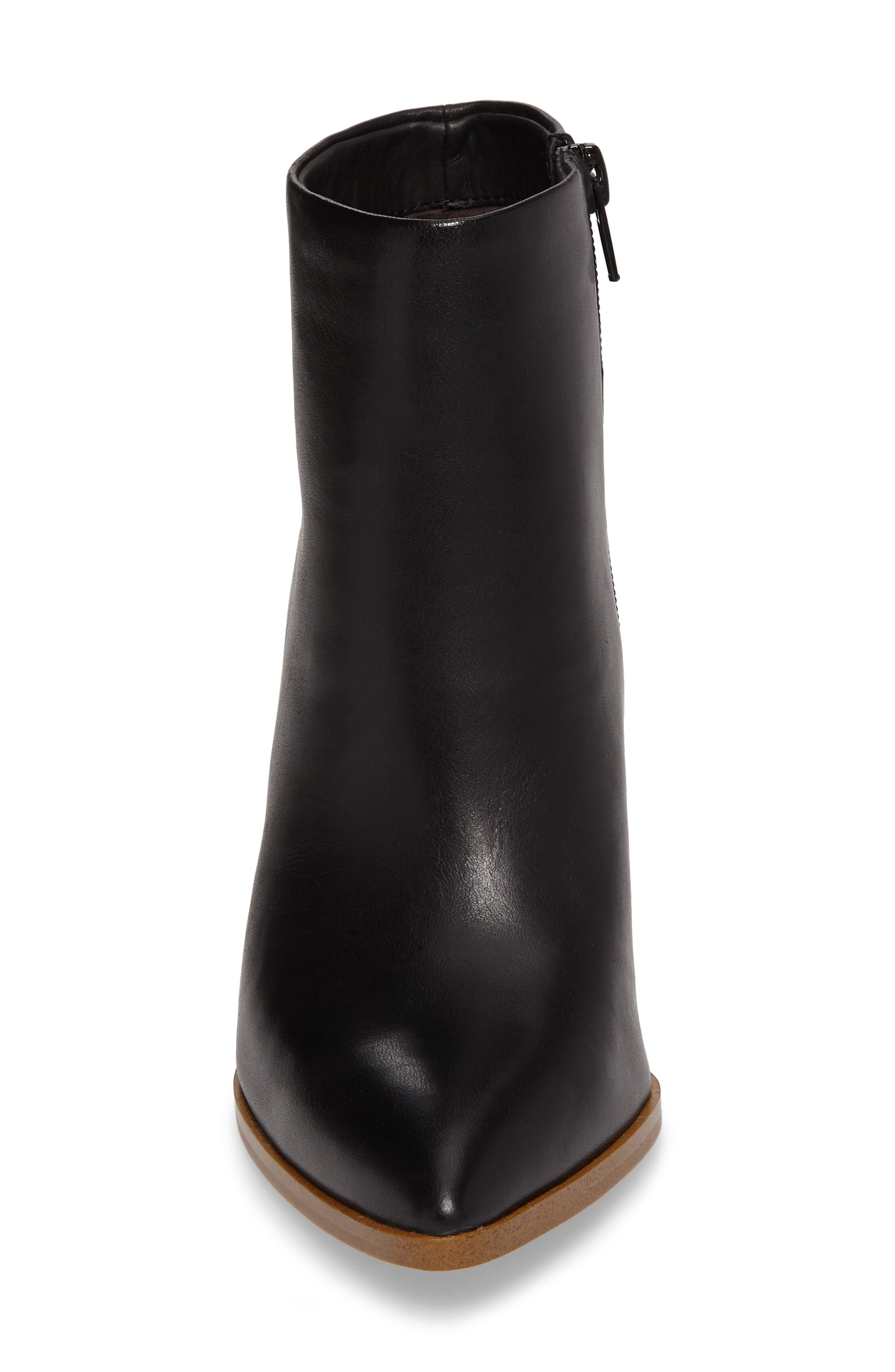 Paven Pointy Toe Bootie,                             Alternate thumbnail 4, color,                             001