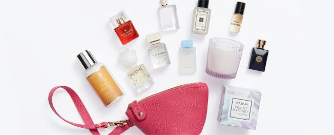 Choose a free gift with $85 women's or men's fragrance purchase.